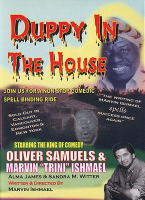 Oliver Samuels: Duppy in the House