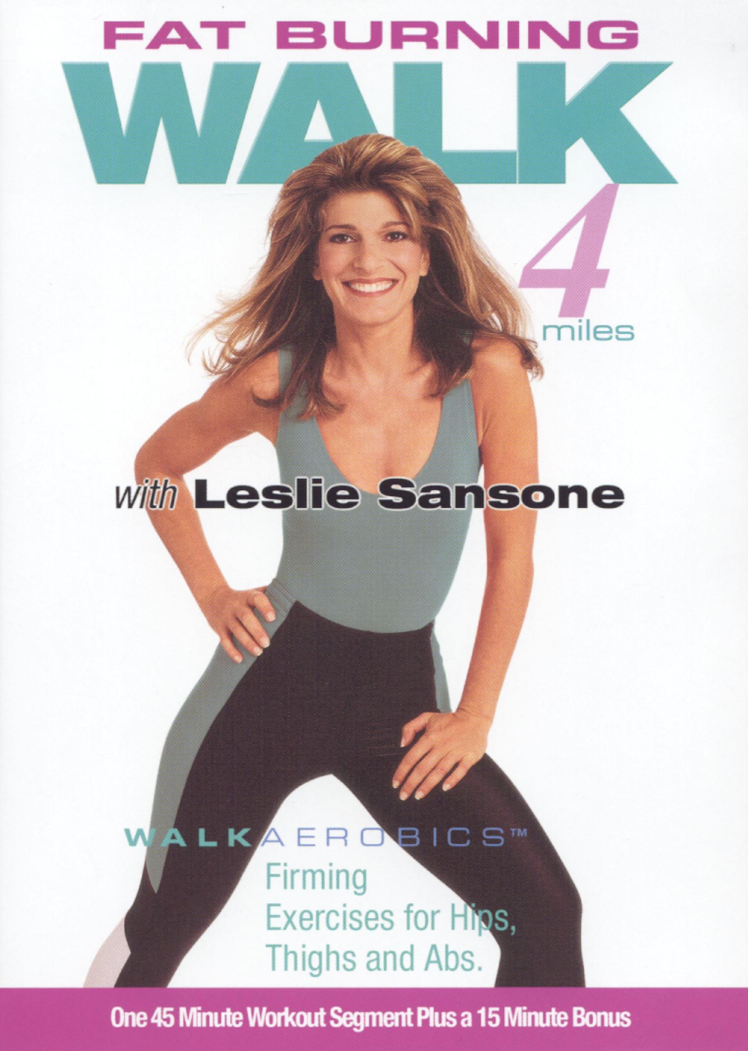 Leslie Sansone: Fat Burning Walk - 4 Miles