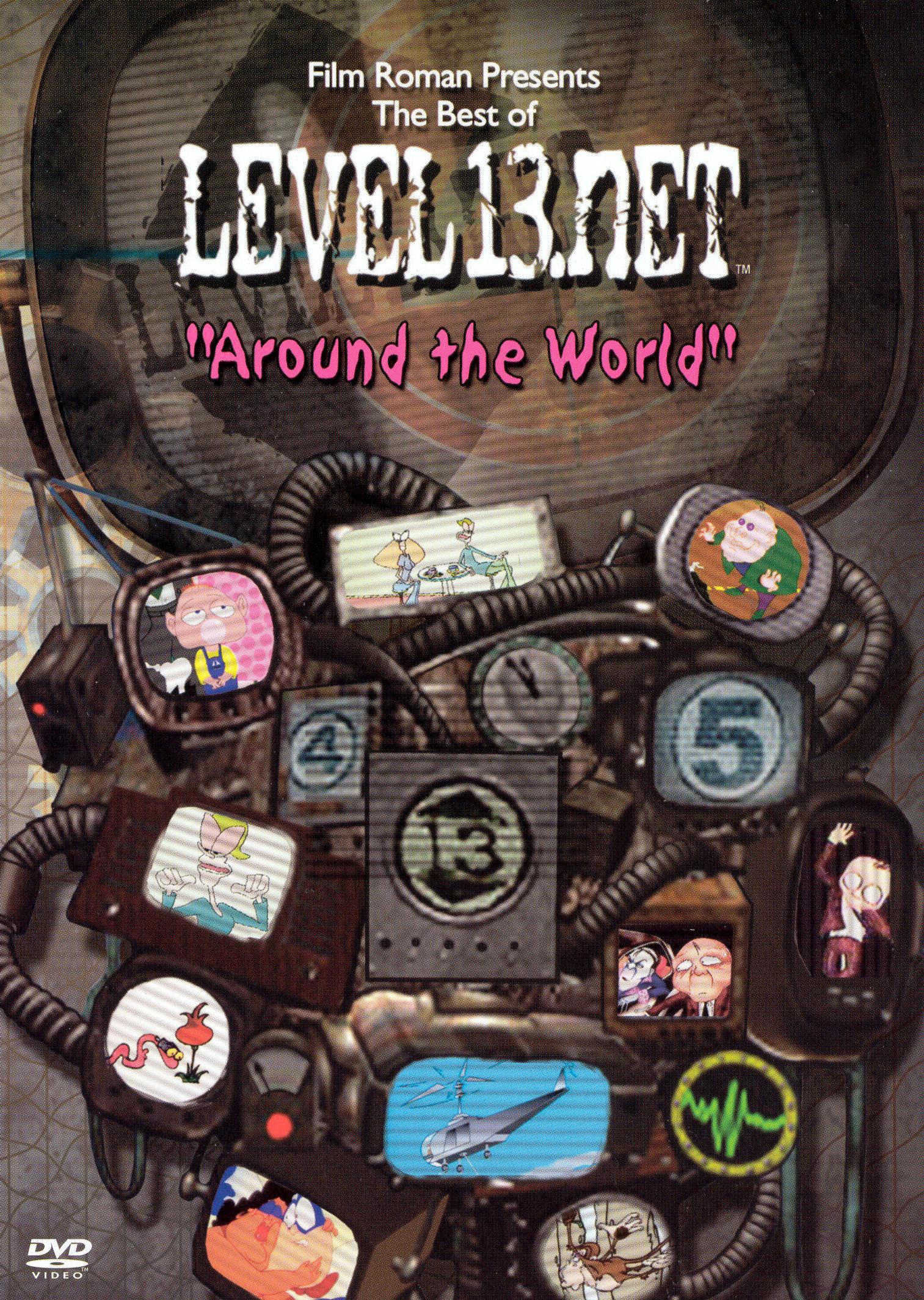 Level 13.net: Around the World