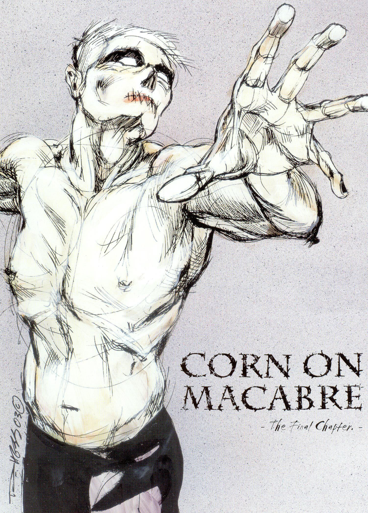 Corn on Macabre: The Final Chapter