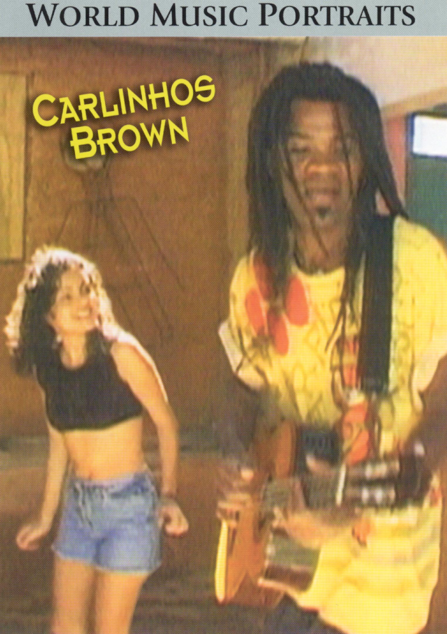 World Music Portraits: Carlinhos Brown