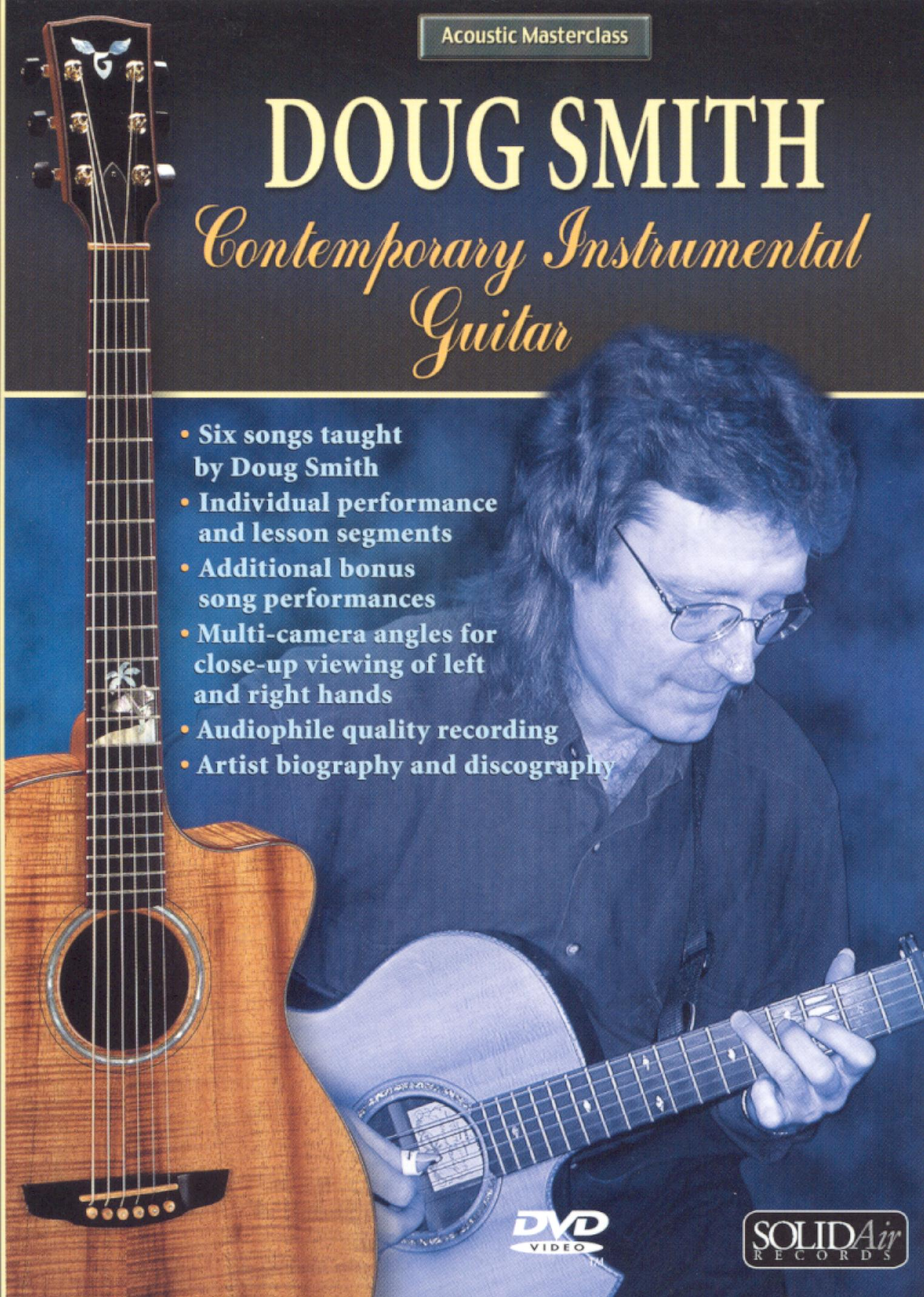 Acoustic Masterclass Series: Contemporary Instrumental Guitar