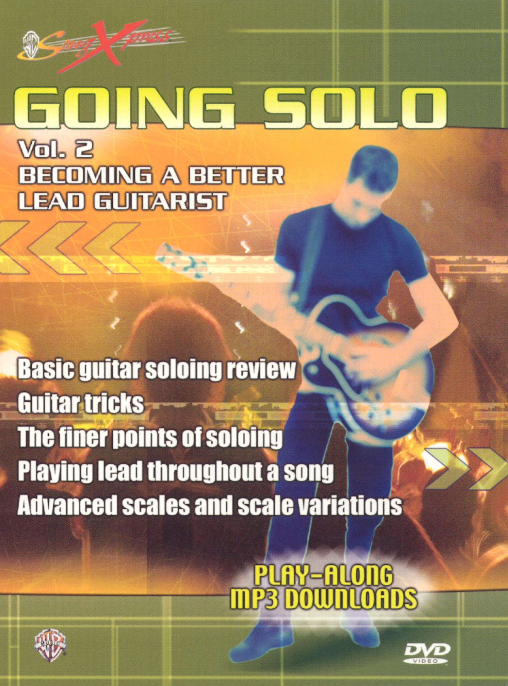 SongXpress: Going Solo, Vol. 2