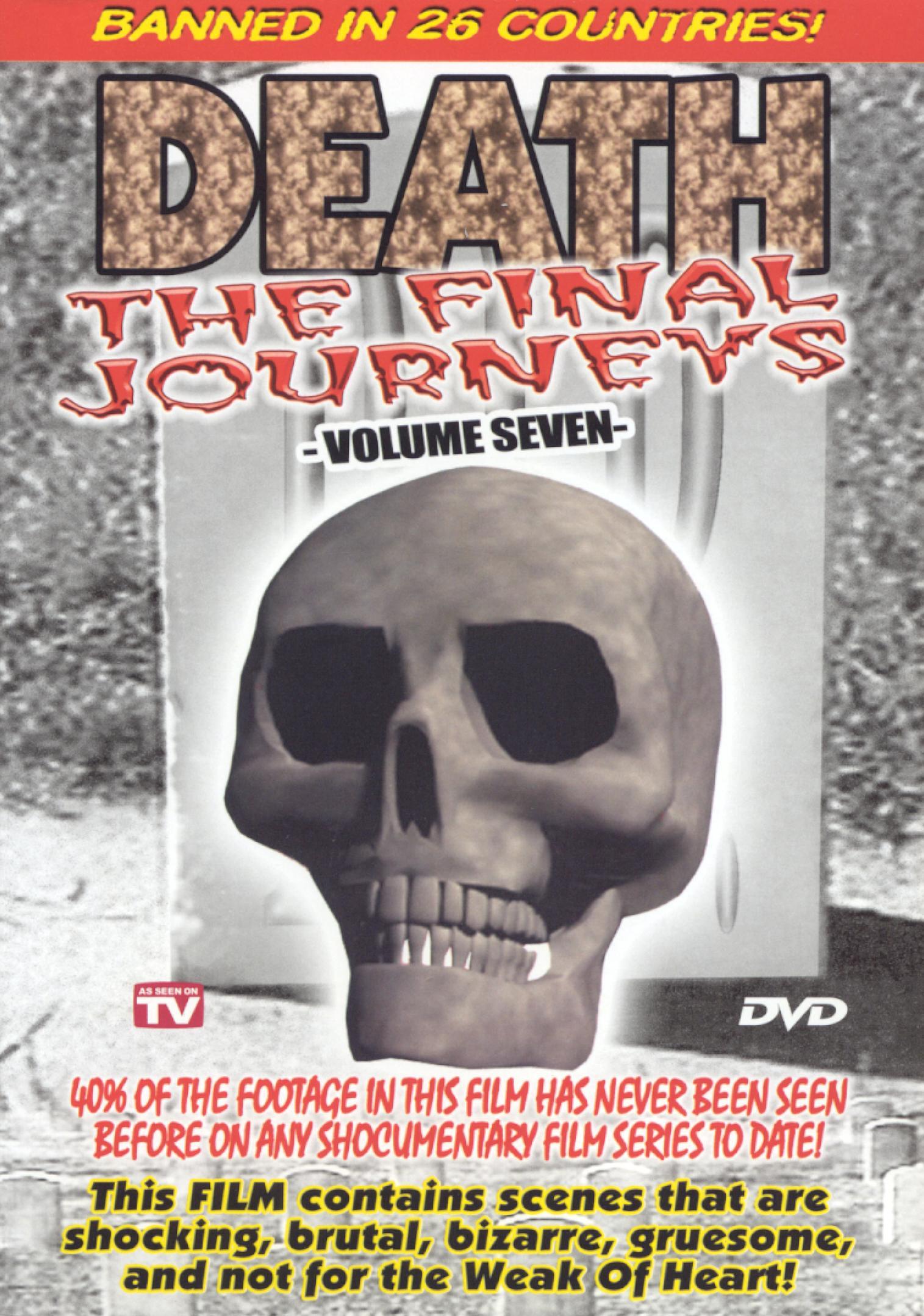 Death: The Final Journey, Vol. 7