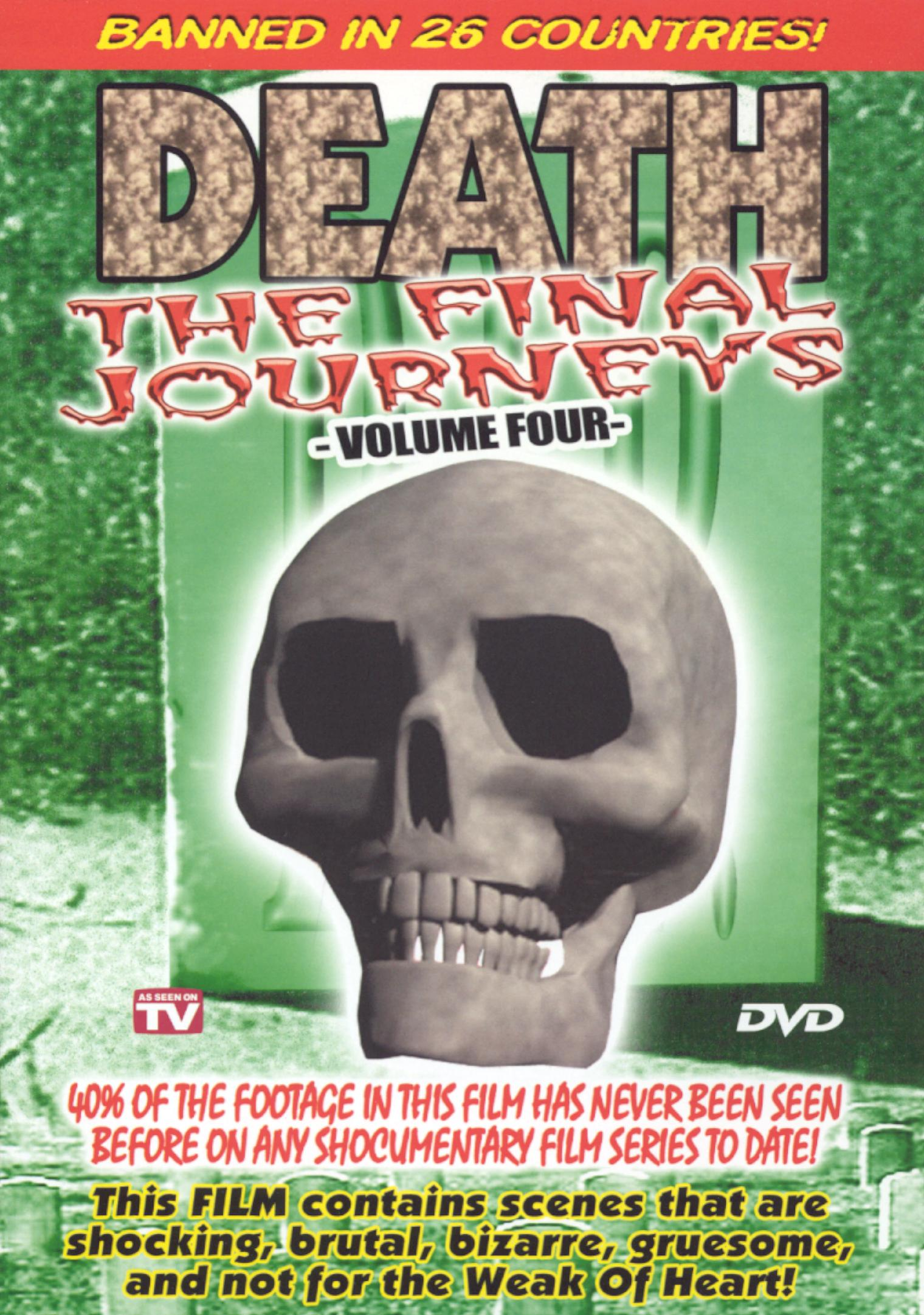Death: The Final Journey, Vol. 4