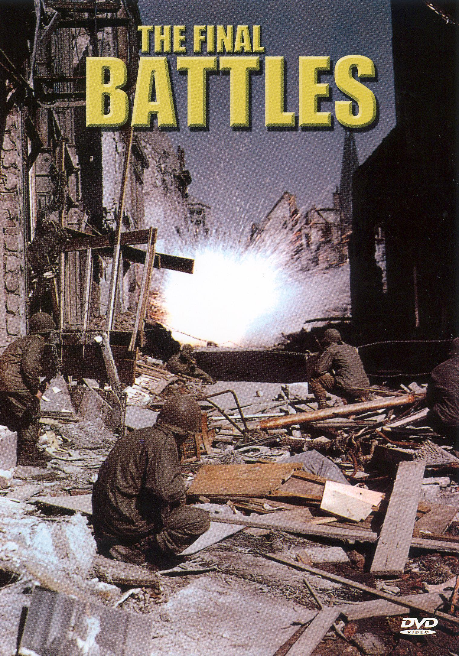 Great Battles of WWII: Europe - The Final Battles