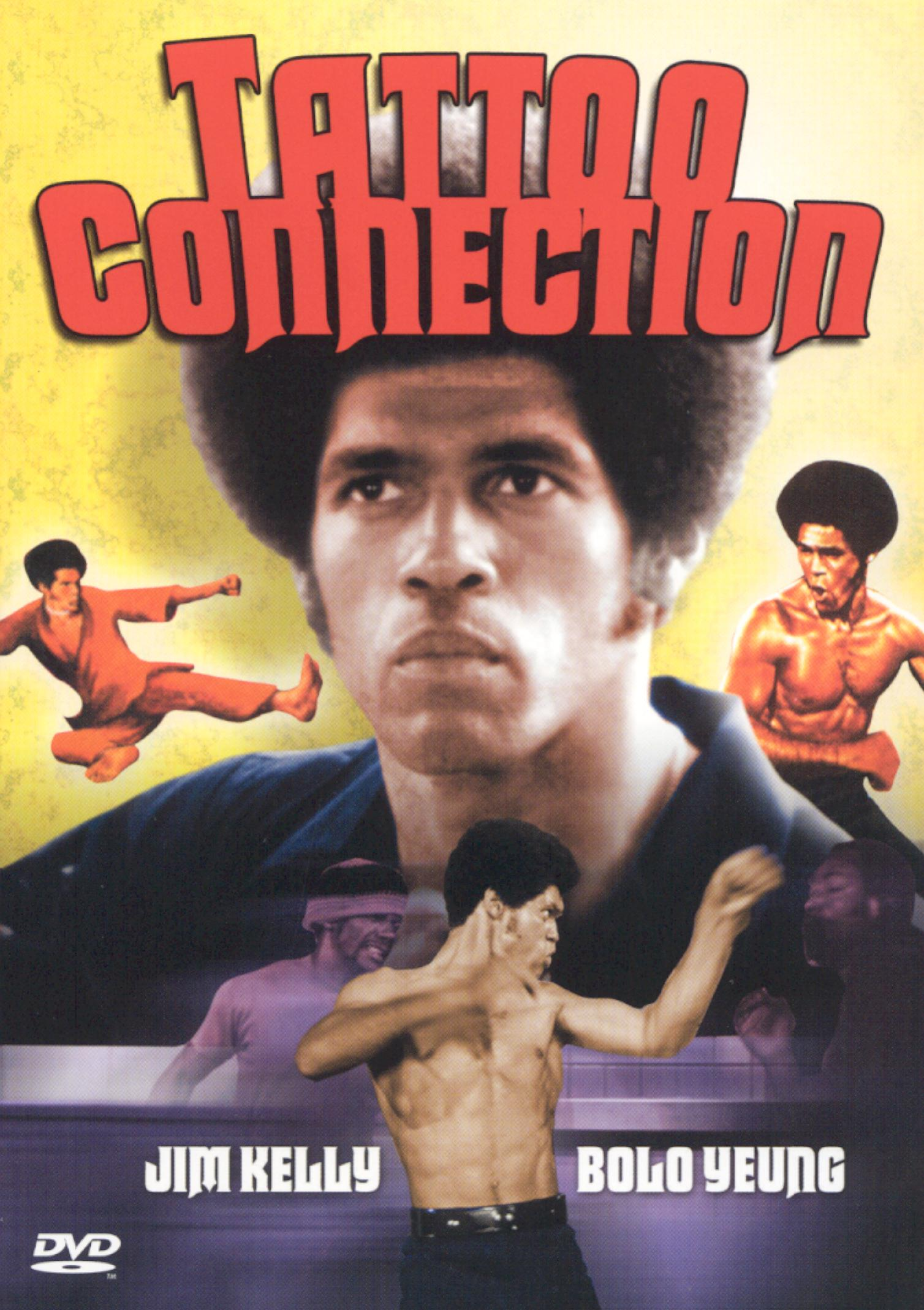 Black Belt Jones 2: The Tattoo Connection