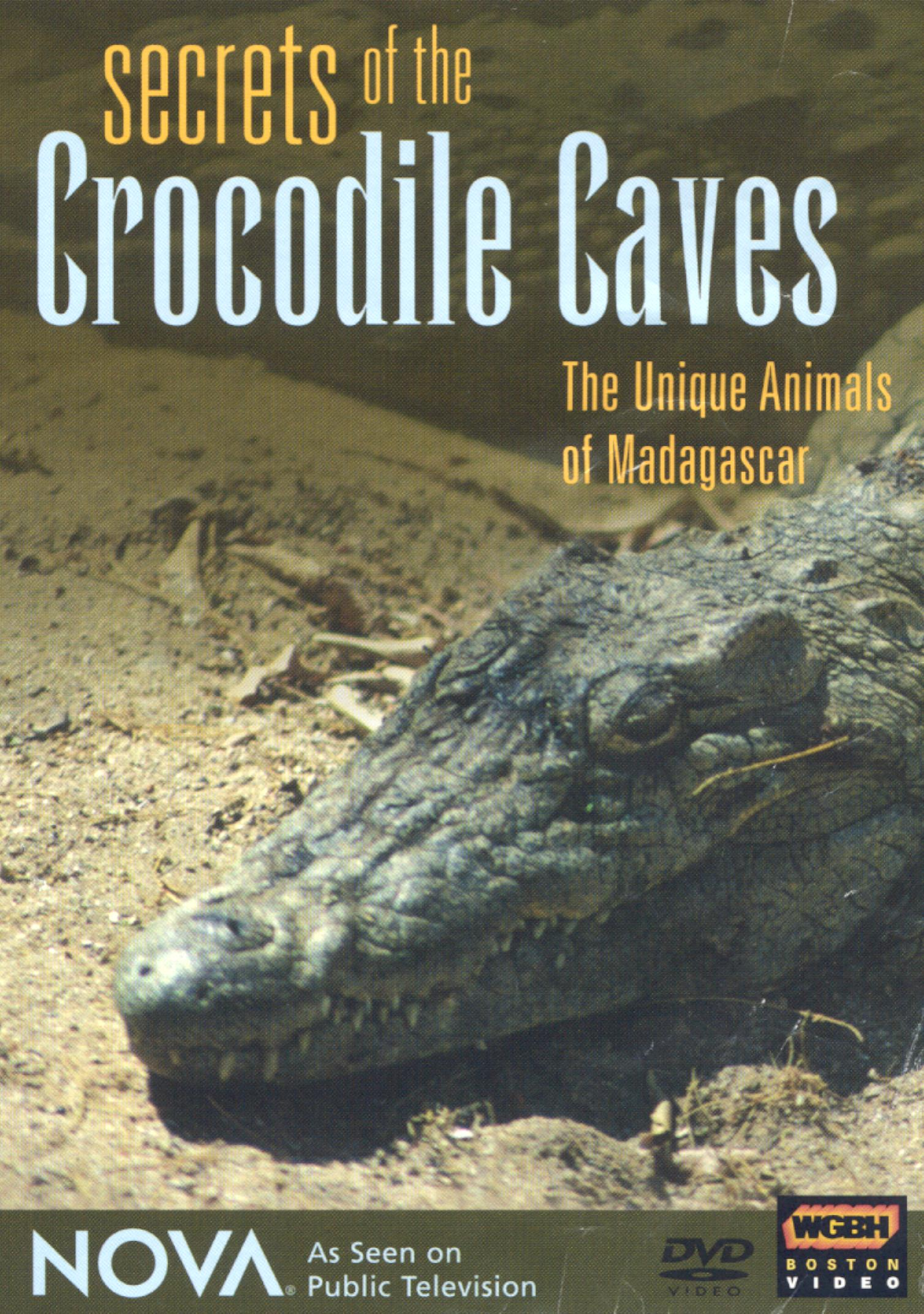 NOVA: Secrets of the Crocodile Caves - The Unique Animals of Madagascar
