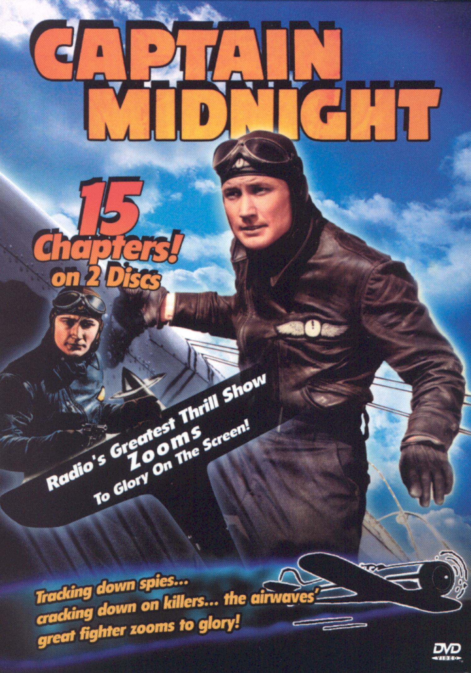 Captain Midnight [Serial]
