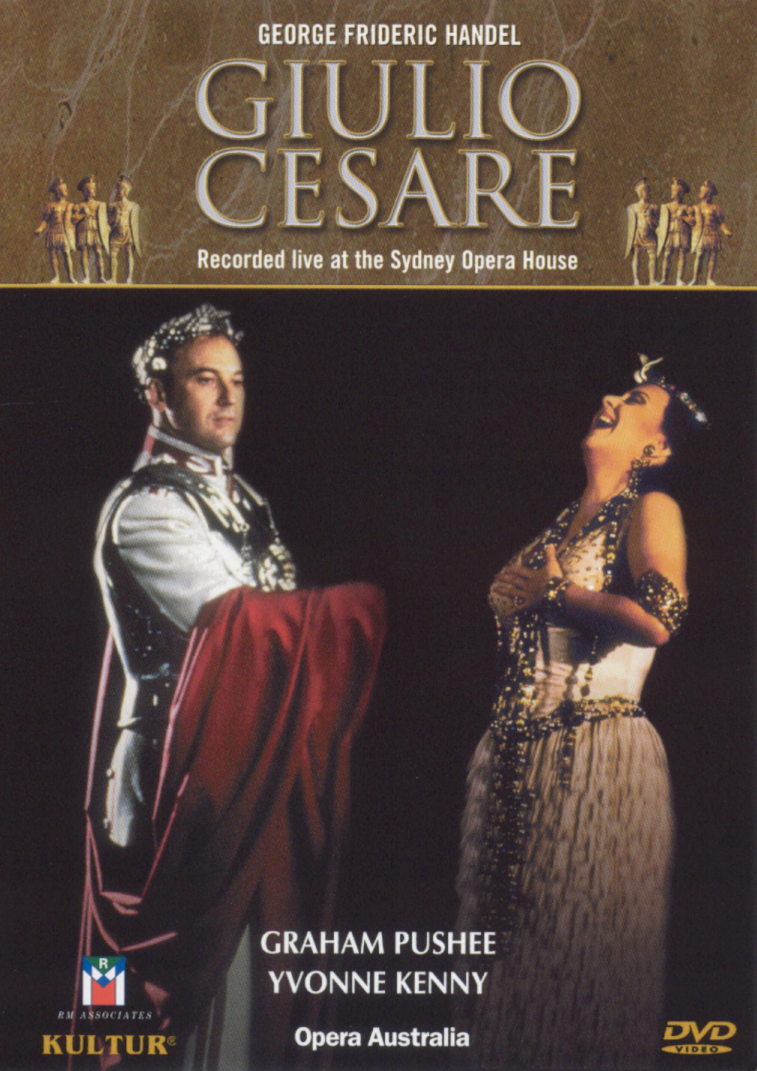 Giulio Cesare (Opera Australia)