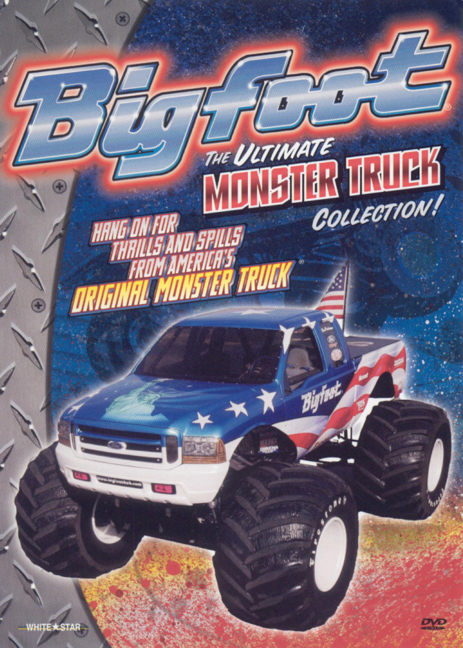 Bigfoot: The Ultimate Monster Truck Collection