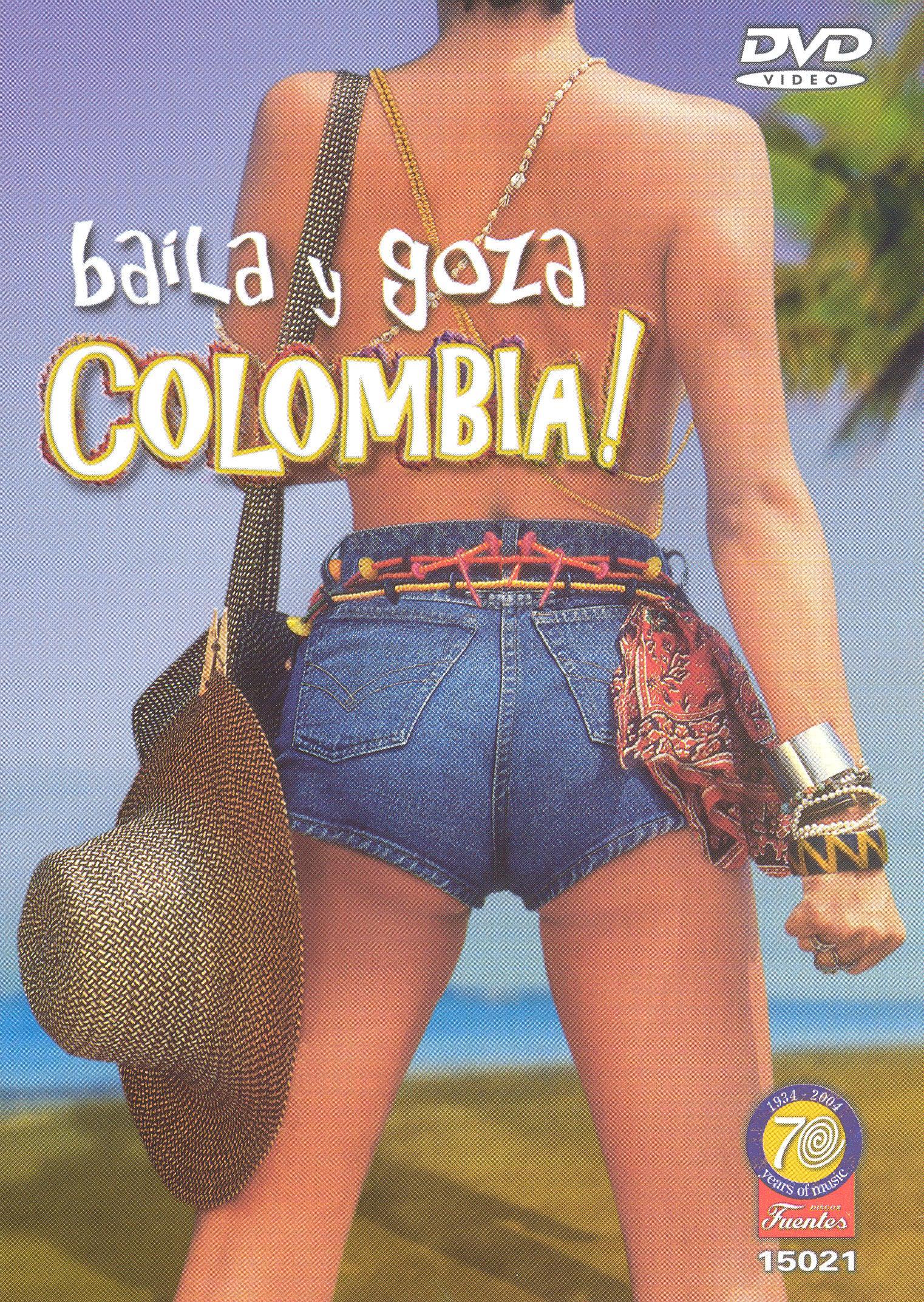 Baila y Goza Colombia!