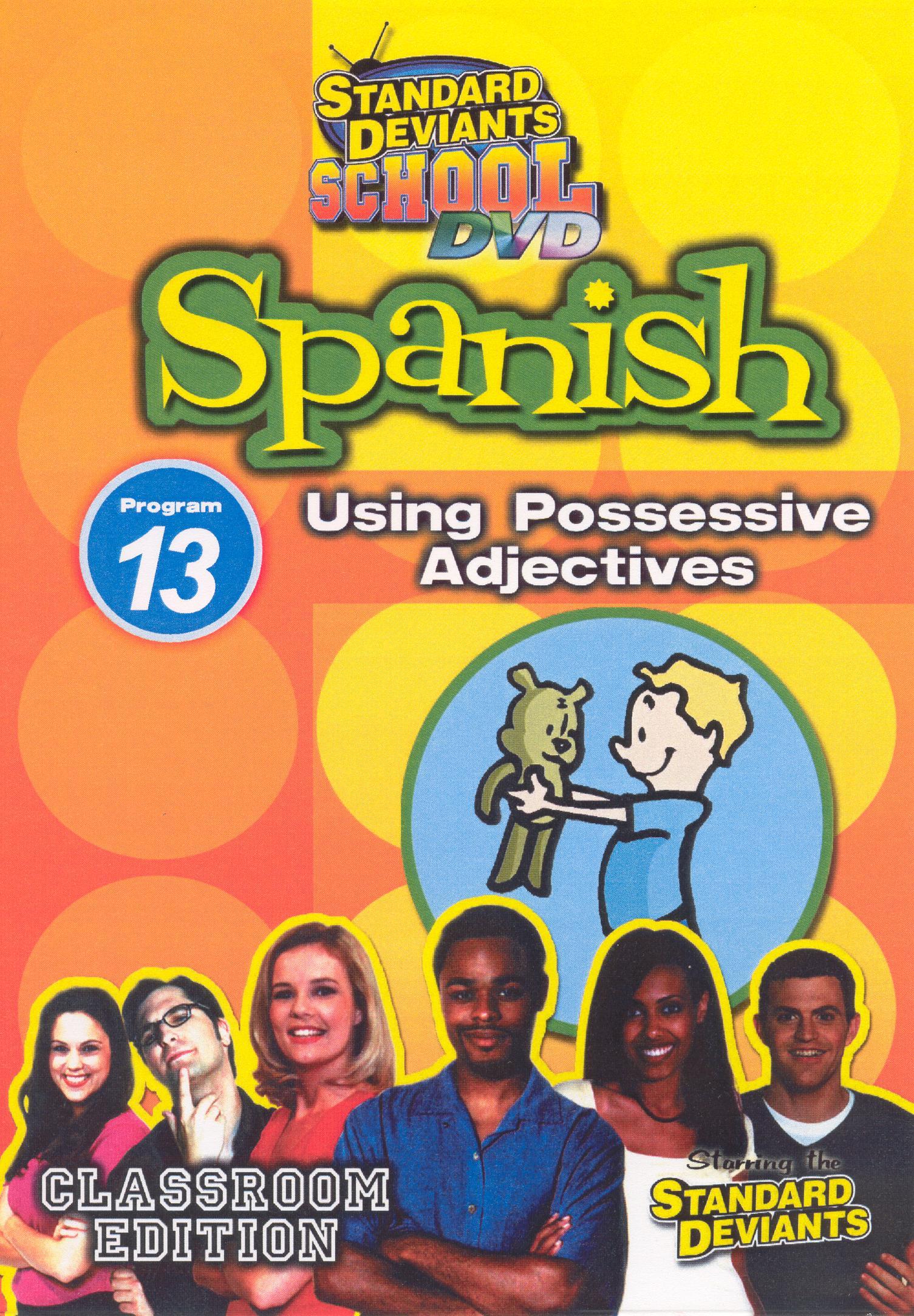 Standard Deviants School: Spanish, Program 13