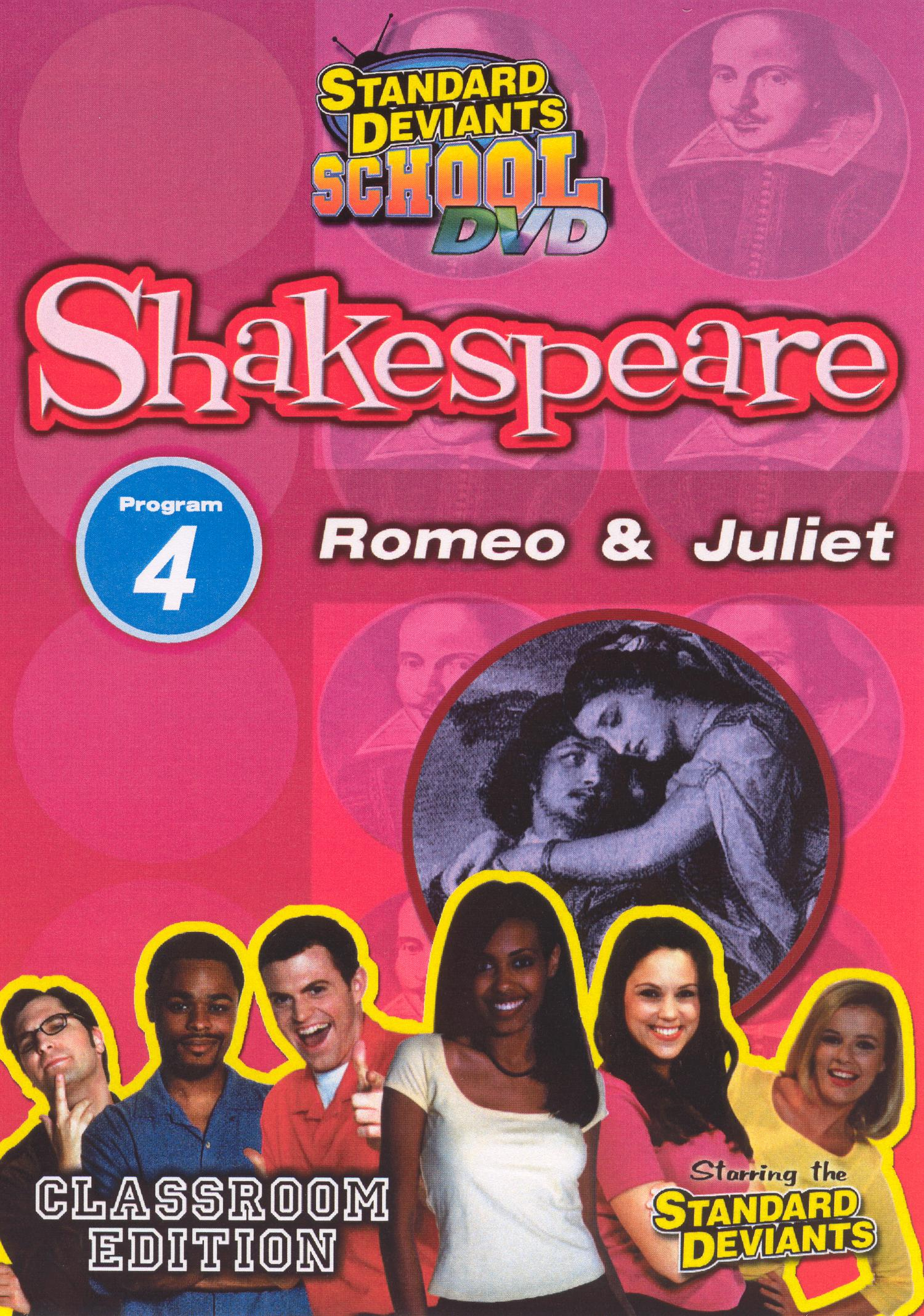 Standard Deviants School: Shakespeare, Program 4 - Romeo & Juliet