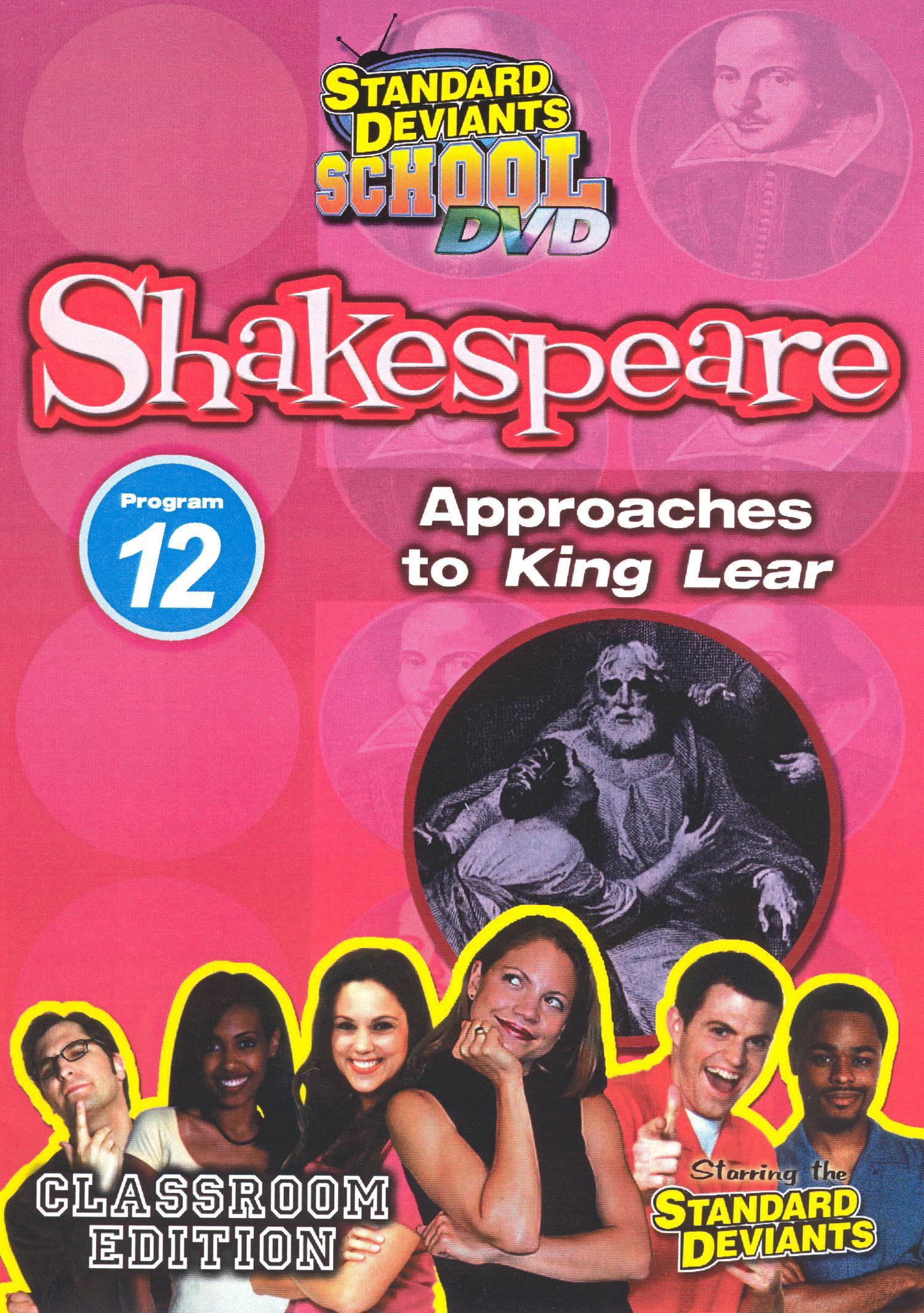 Standard Deviants School: Shakespeare, Program 12 - Approaches to King Lear