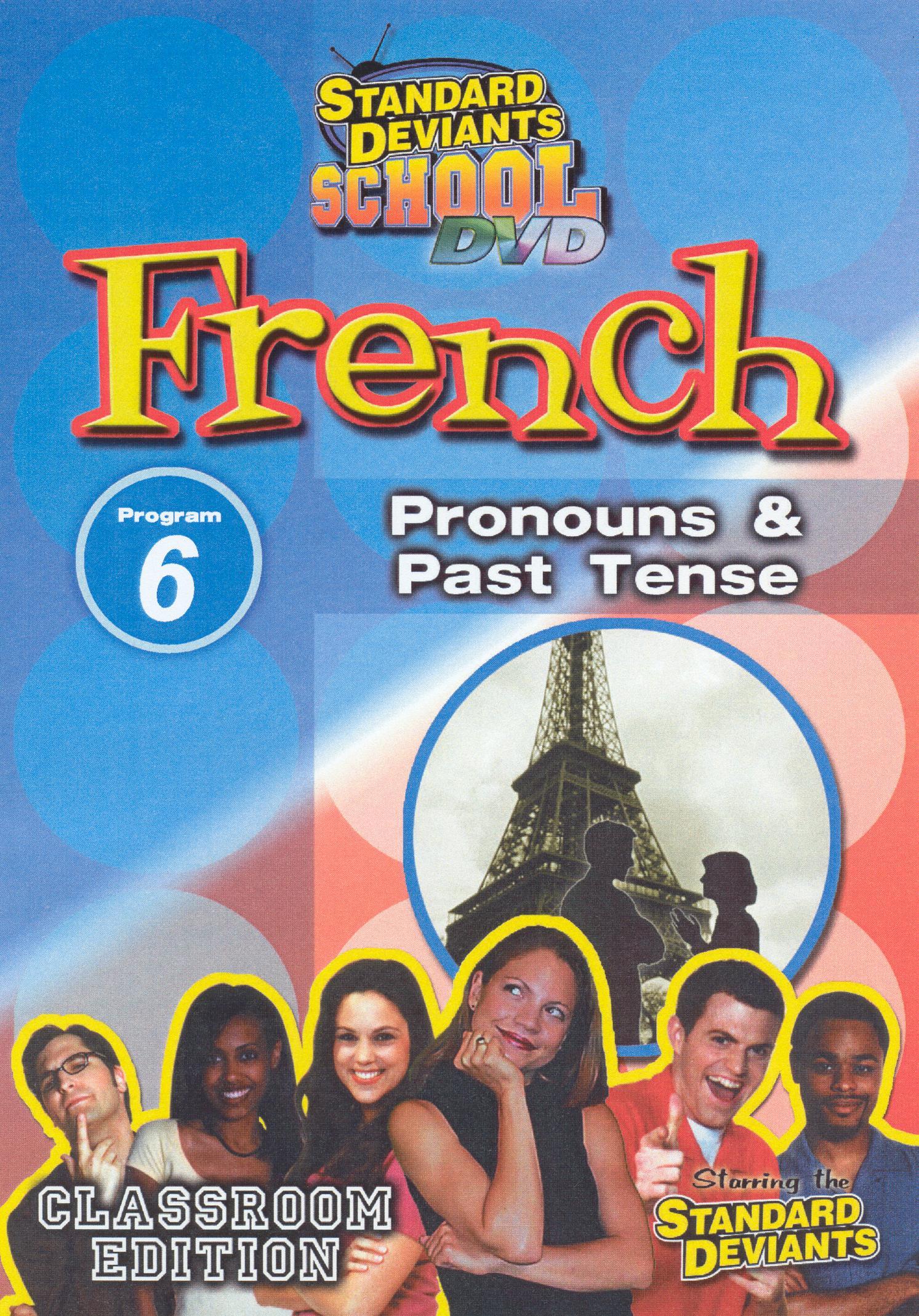 Standard Deviants School: French, Program 6