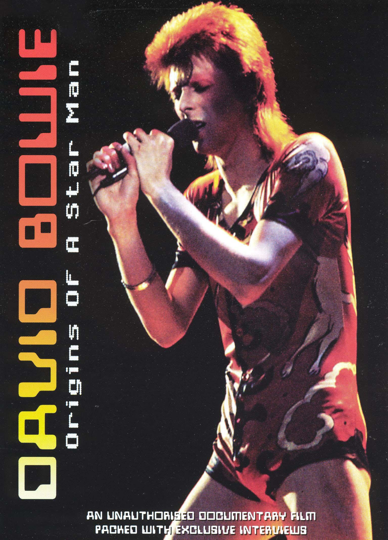 David Bowie: Origins of a Starman