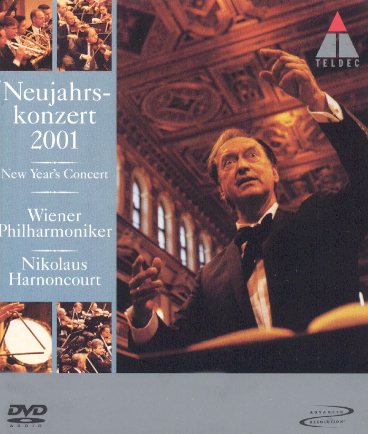 Wiener Philharmoniker: Neujahrskonzert 2001