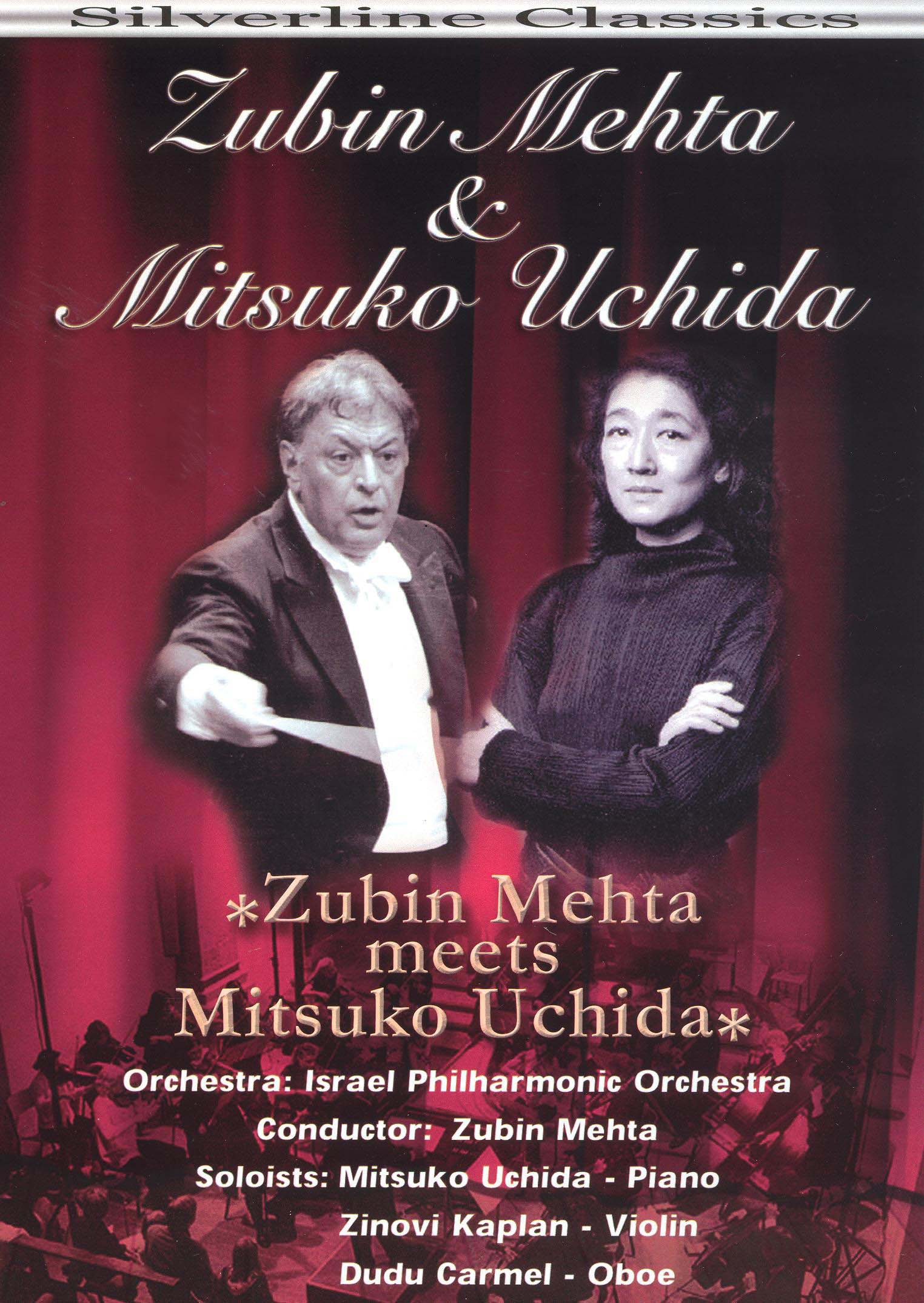 Zubin Mehta Meets Mitsuko Uchida