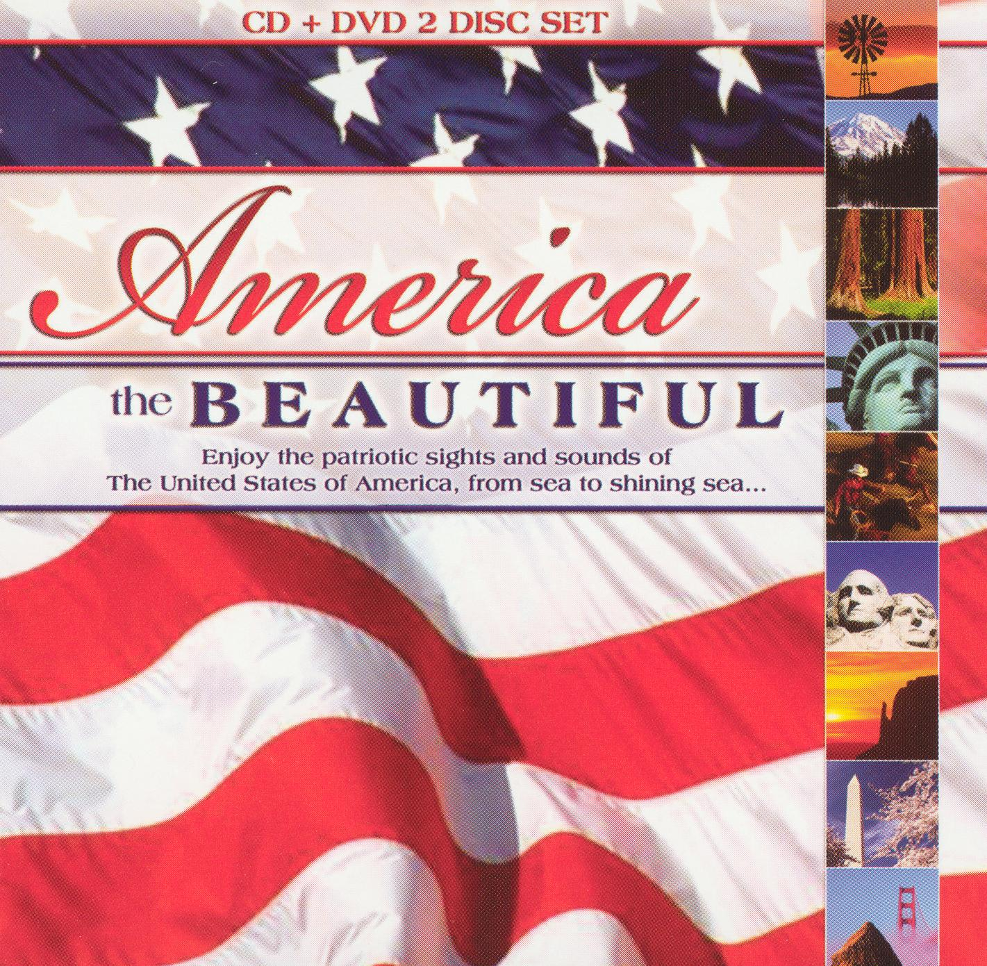 America the Beautiful: The Visual Sights