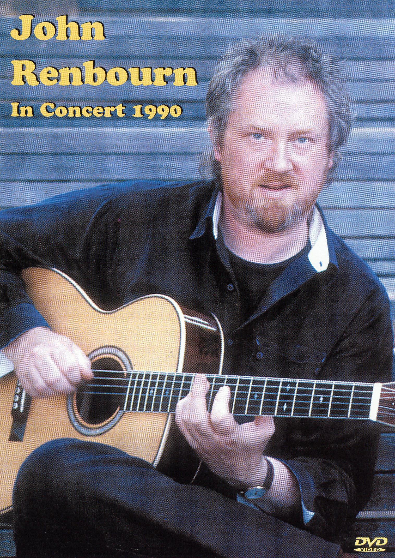 John Renbourn in Concert 1990