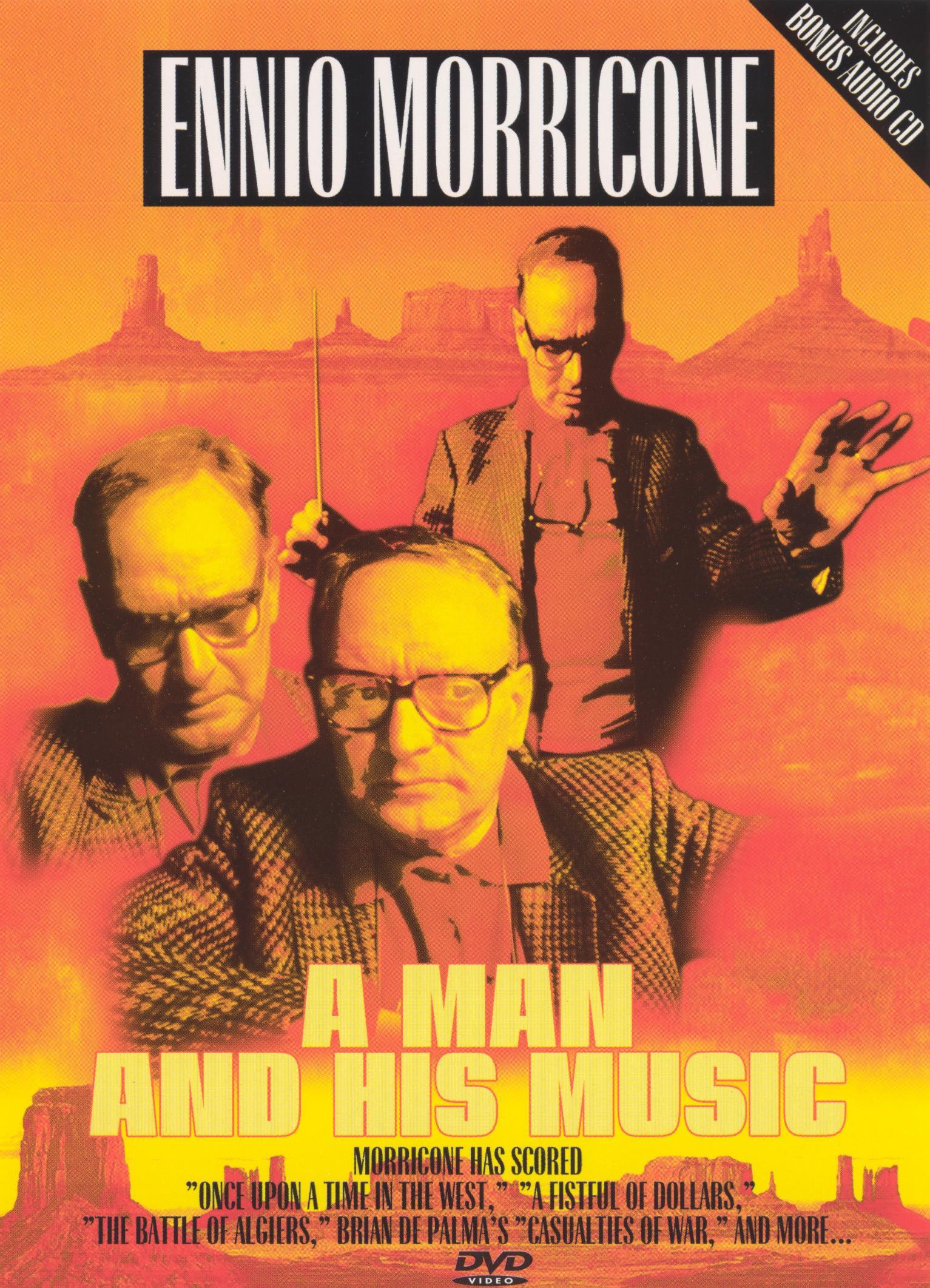 Ennio Morricone: A Man and His Music