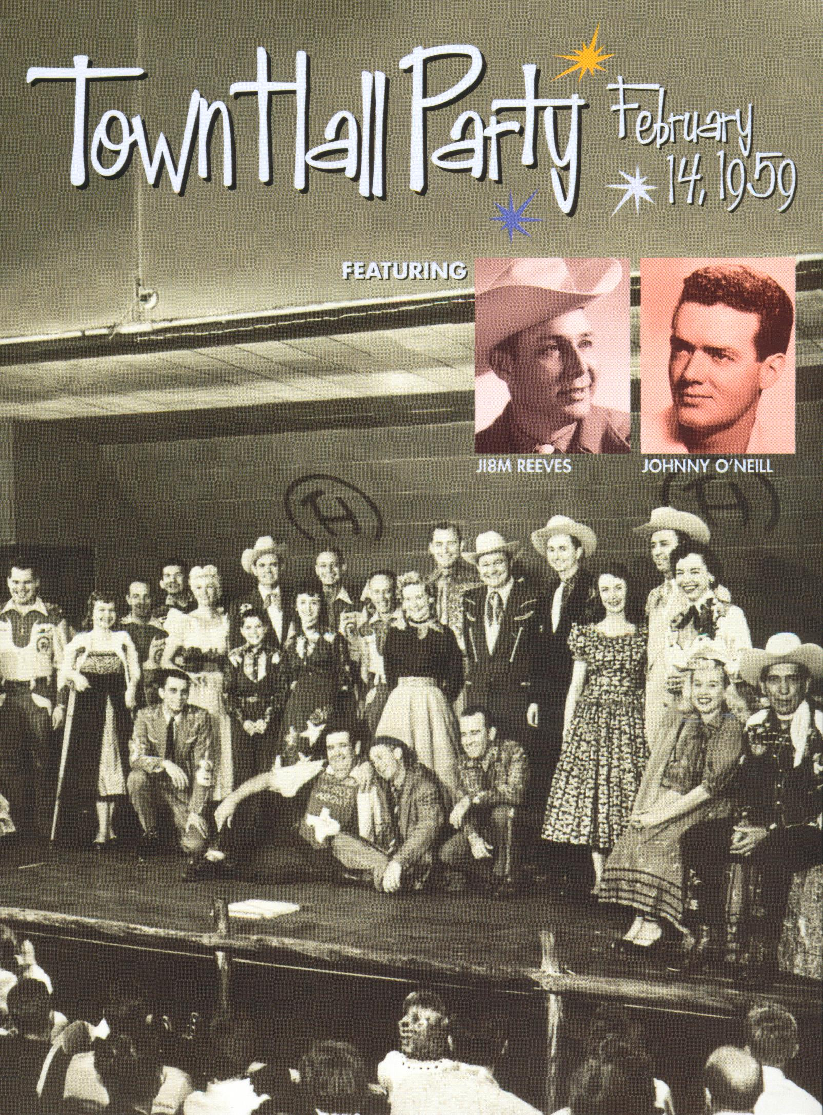 Town Hall Party: February 14, 1959