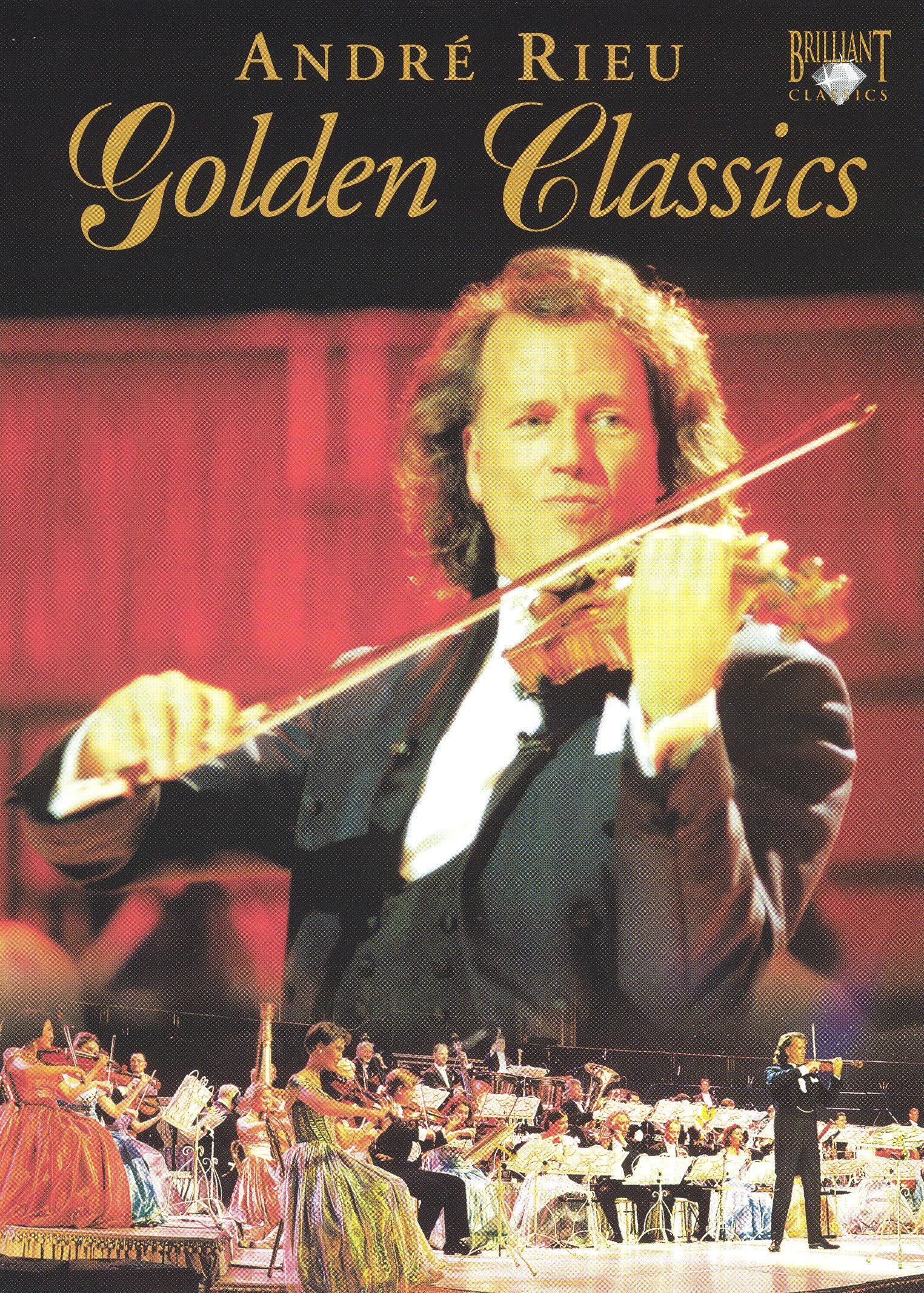 André Rieu: Golden Classics - Live From the Royal Albert Hall