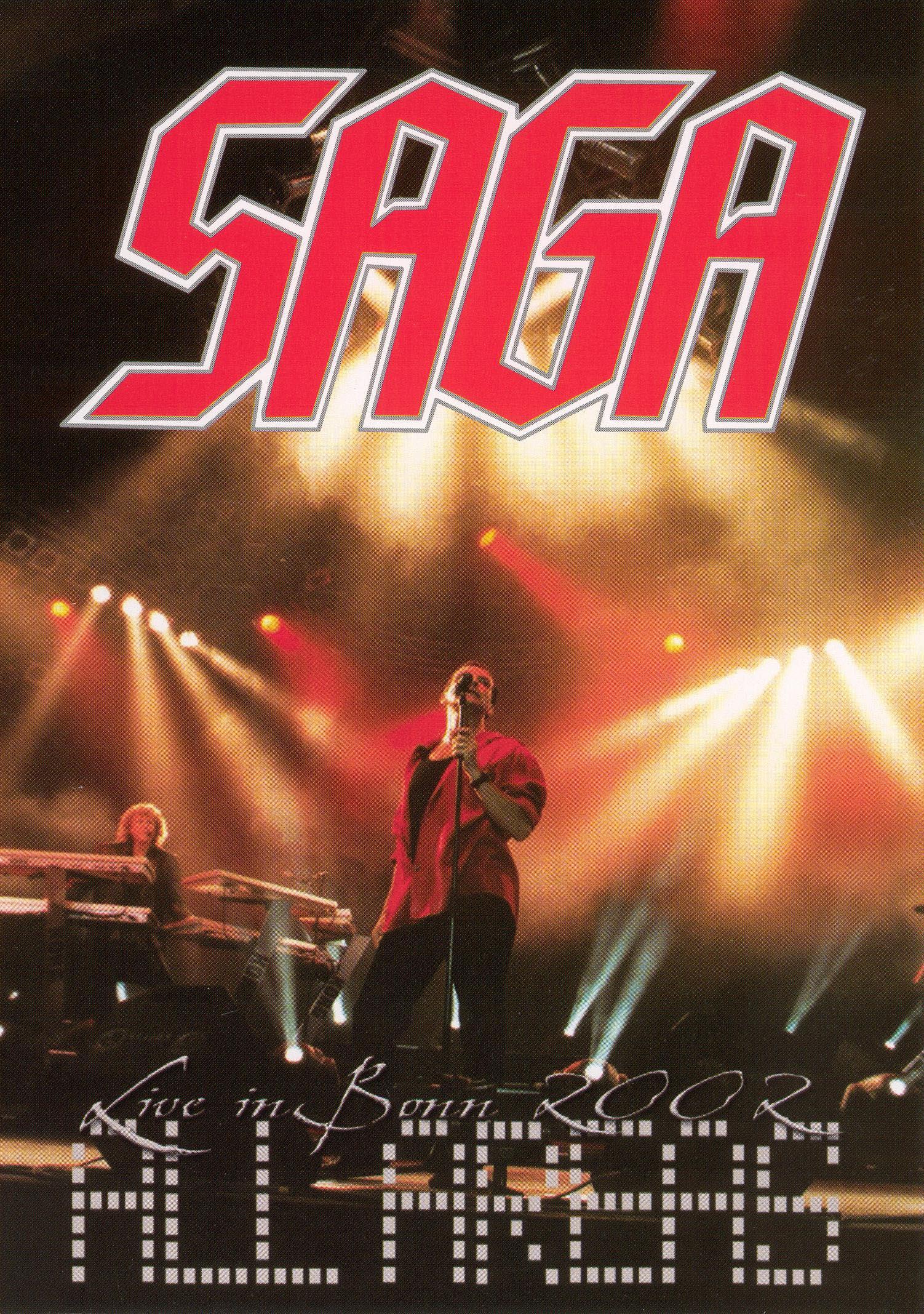 Saga: All Areas - Live in Bonn, 2002