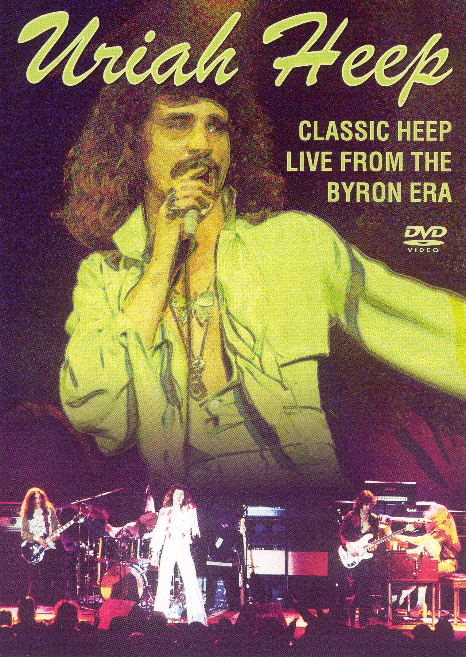 Uriah Heep: Classic Heep - Live From the David Byron Era