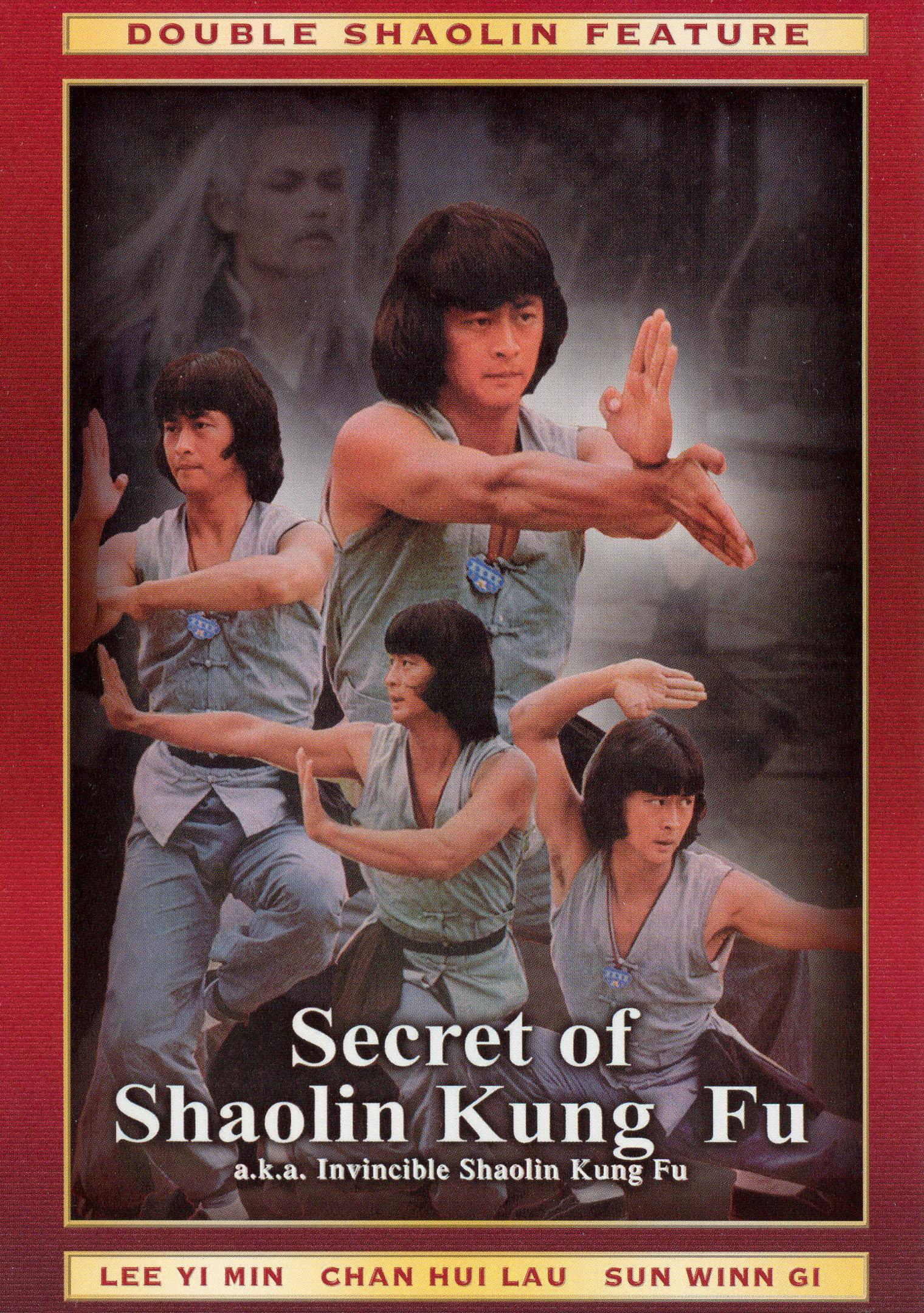 Secret of Shaolin Kung Fu