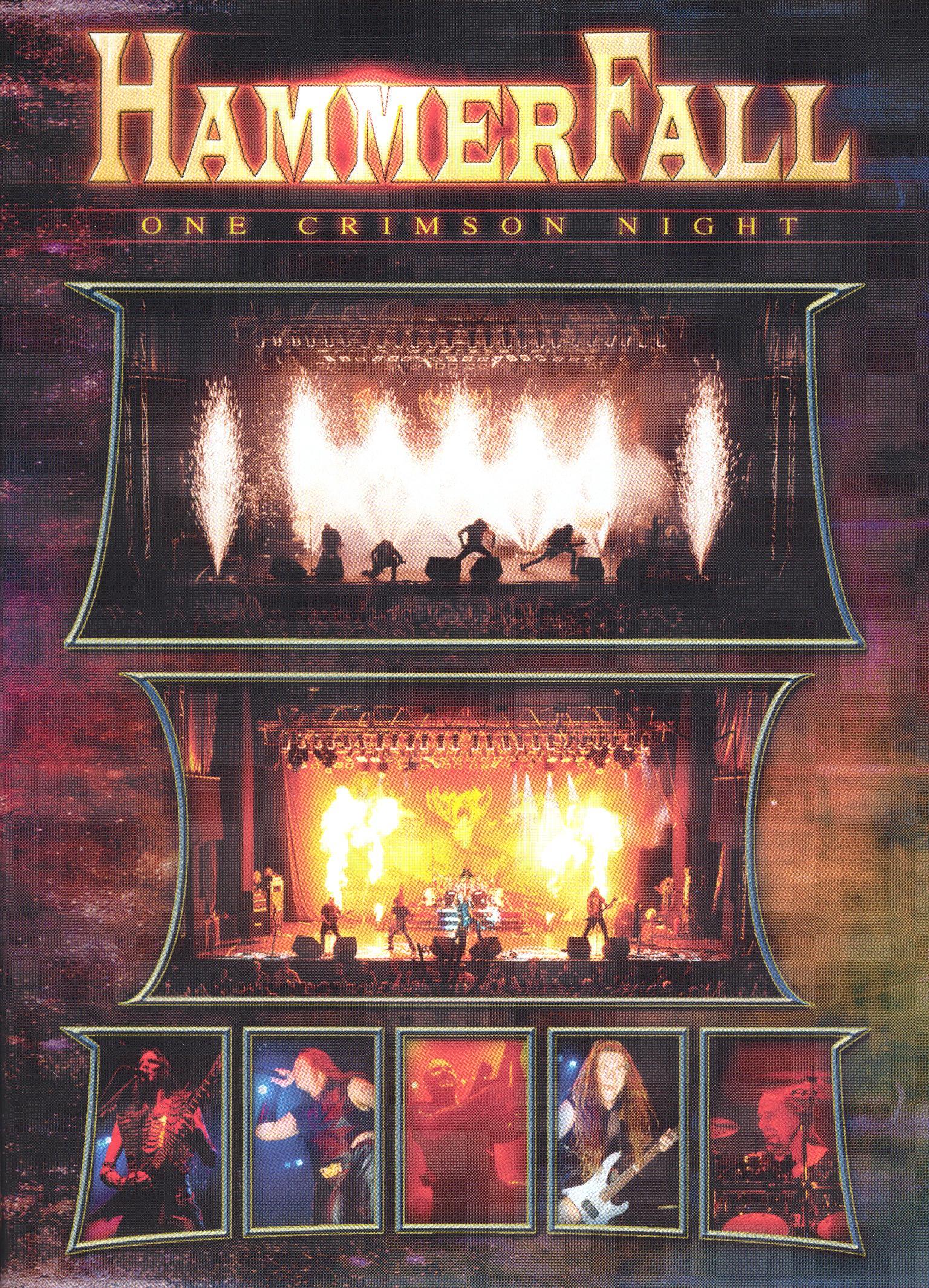 HammerFall: One Crimson Night