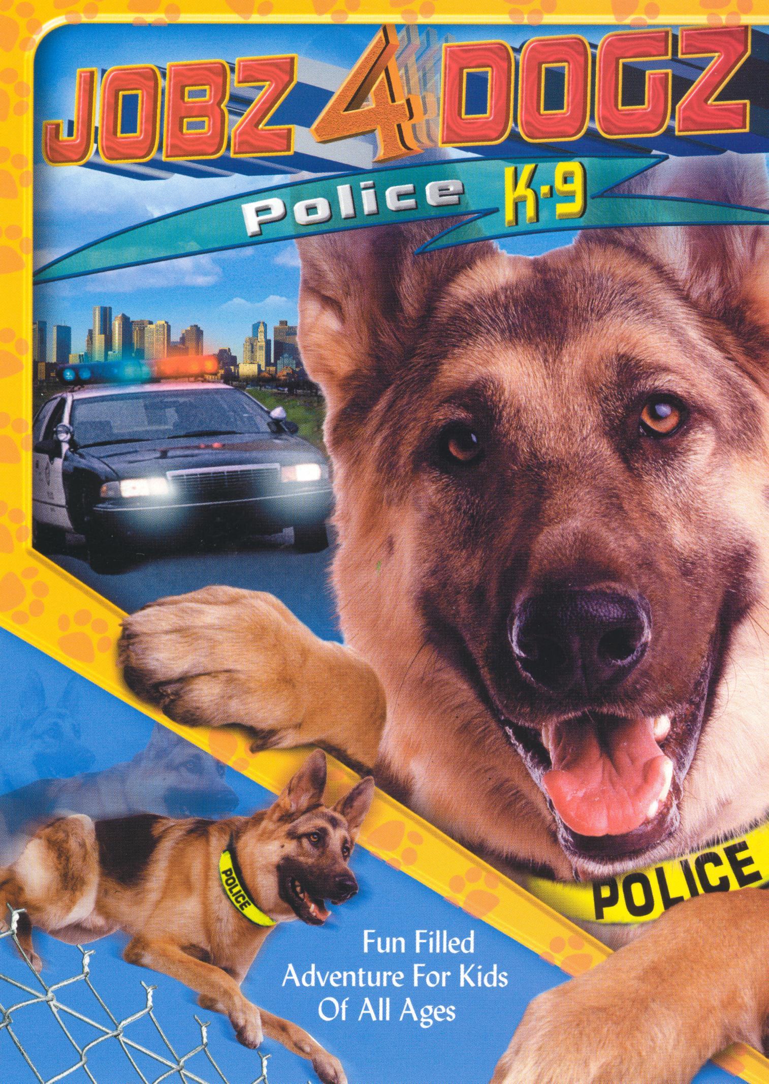 Jobz 4 Dogz: Police K-9