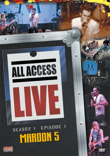 Maroon 5: All Access Live