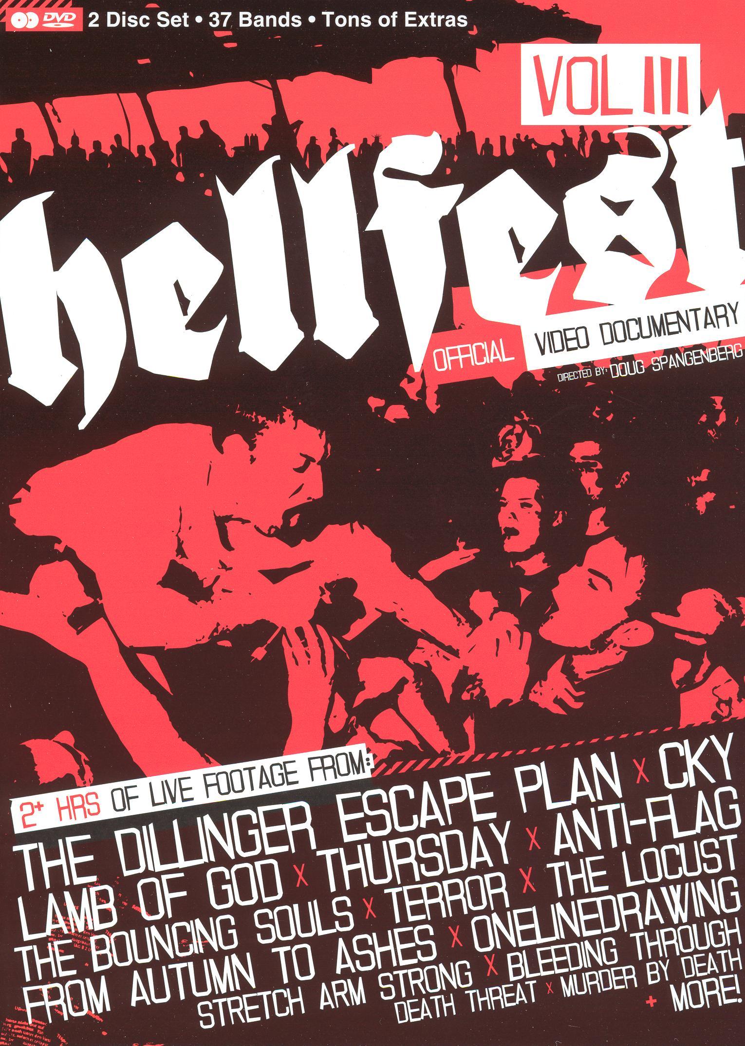 Hellfest, Vol. 3