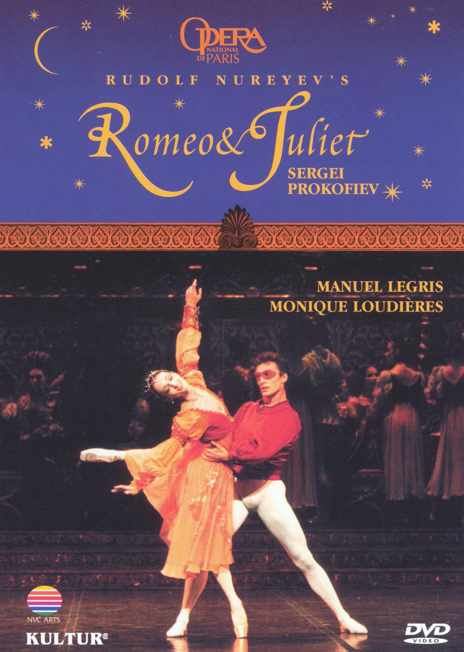 Rudolf Nureyev's Romeo & Juliet