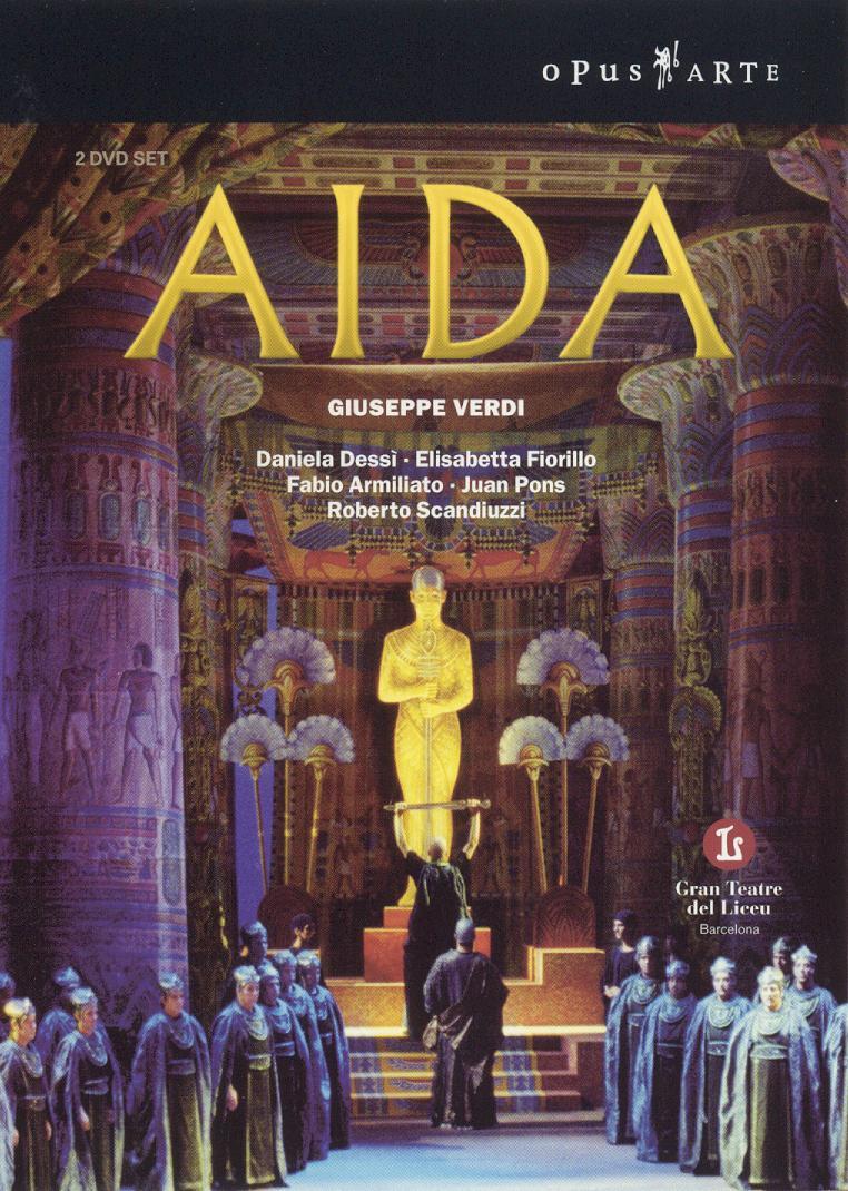 Aida (Gran Teatre del Liceu)