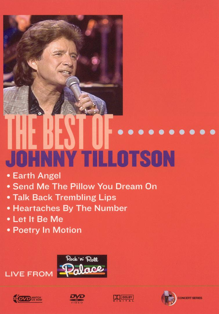 Live From Rock 'n' Roll Palace: The Best of Johnny Tillotson