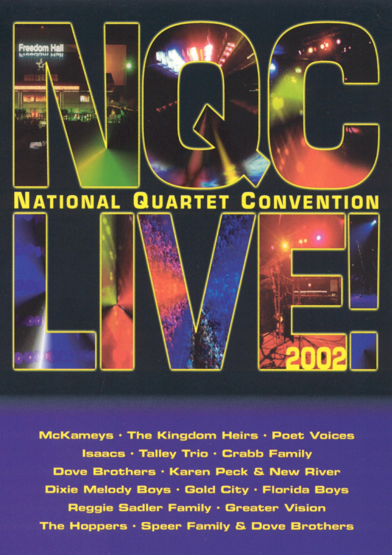 NQC Live 2002