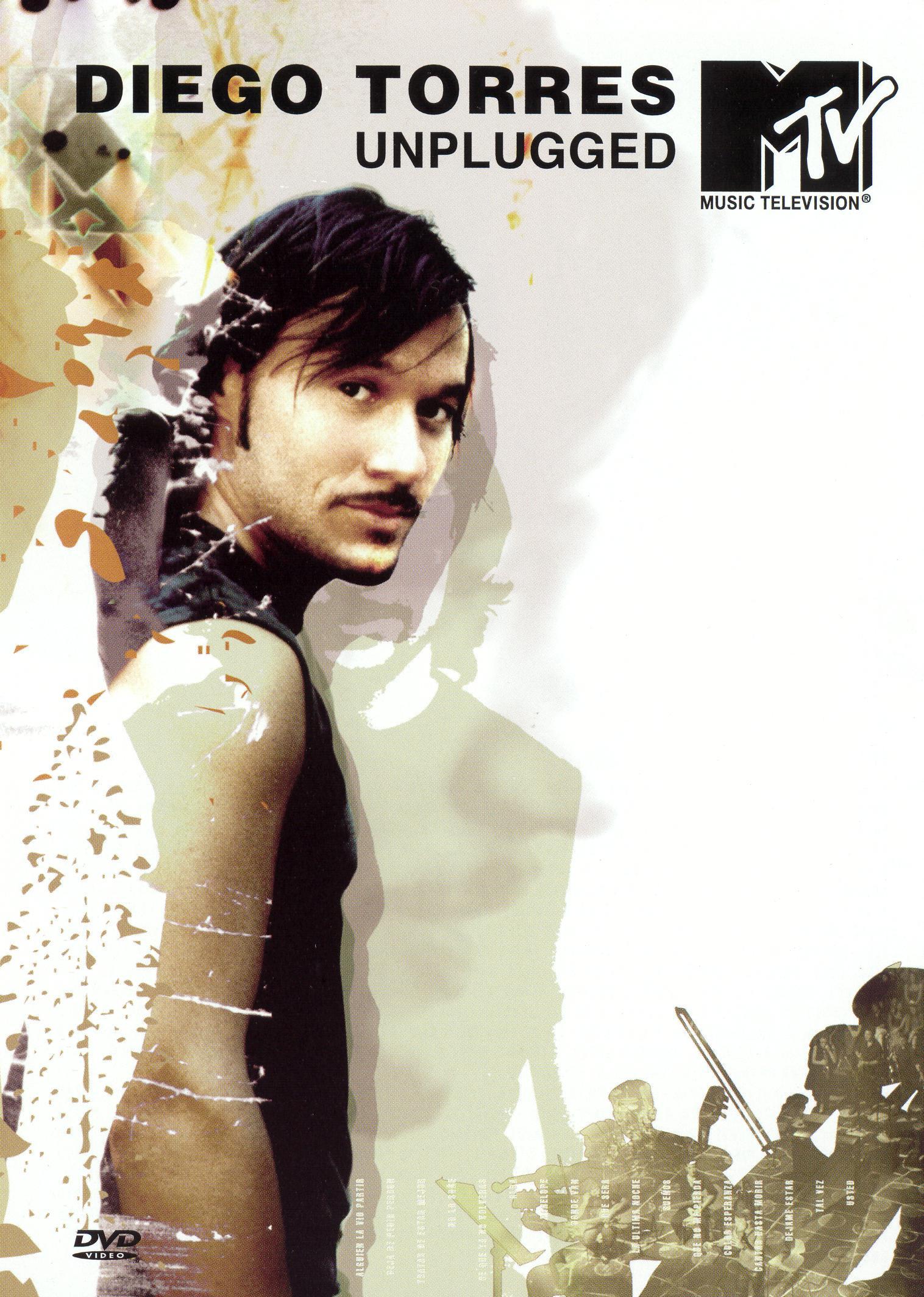 MTV Unplugged: Diego Torres