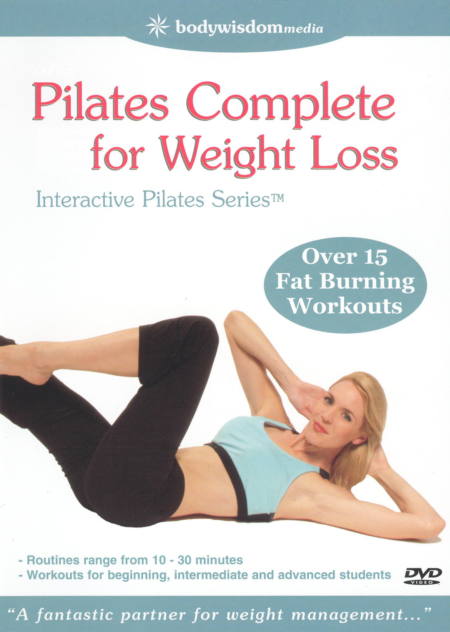 pilates exercise for weight loss