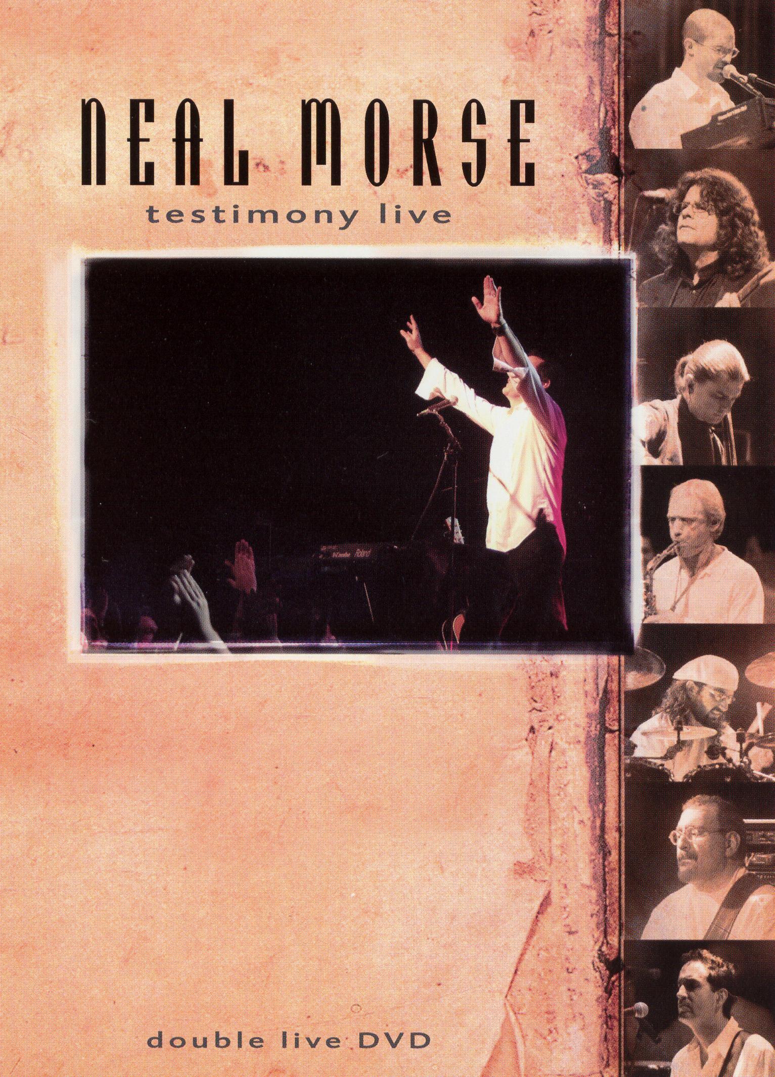 Neal Morse: Testimony Live