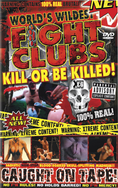 World's Wildest Fight Clubs: Kill or Be Killed