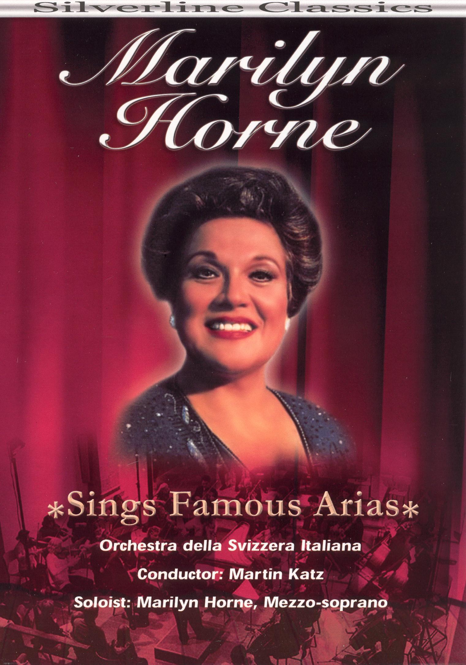 Marilyn Horne Sings Famous Arias