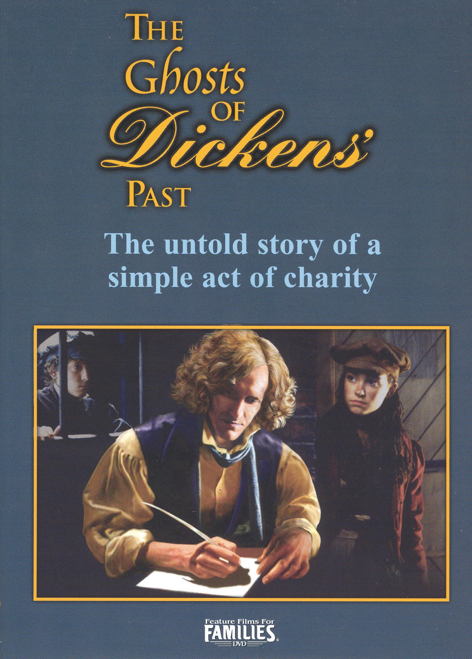The Ghost of Dickens' Past