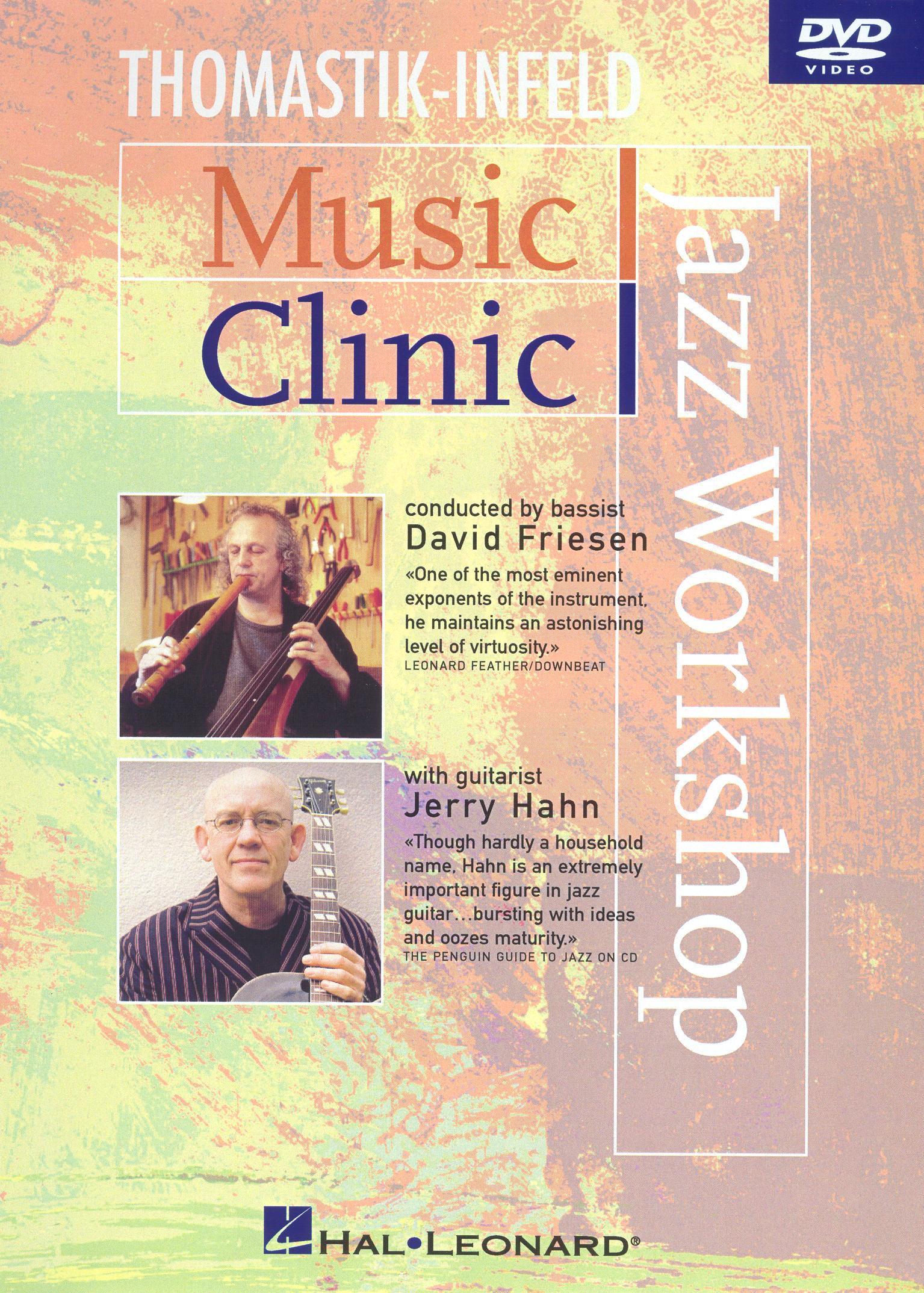 Thomastik-Inkfeld Music Clinic: Jazz Workshop