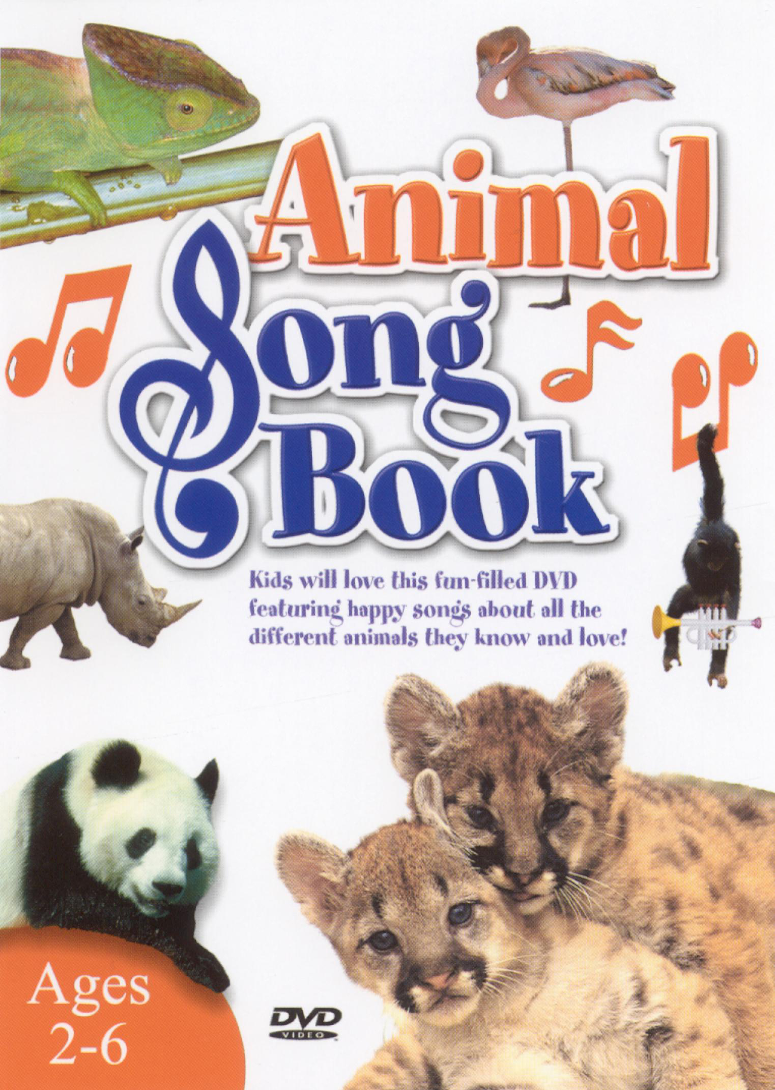 Animal Song Book