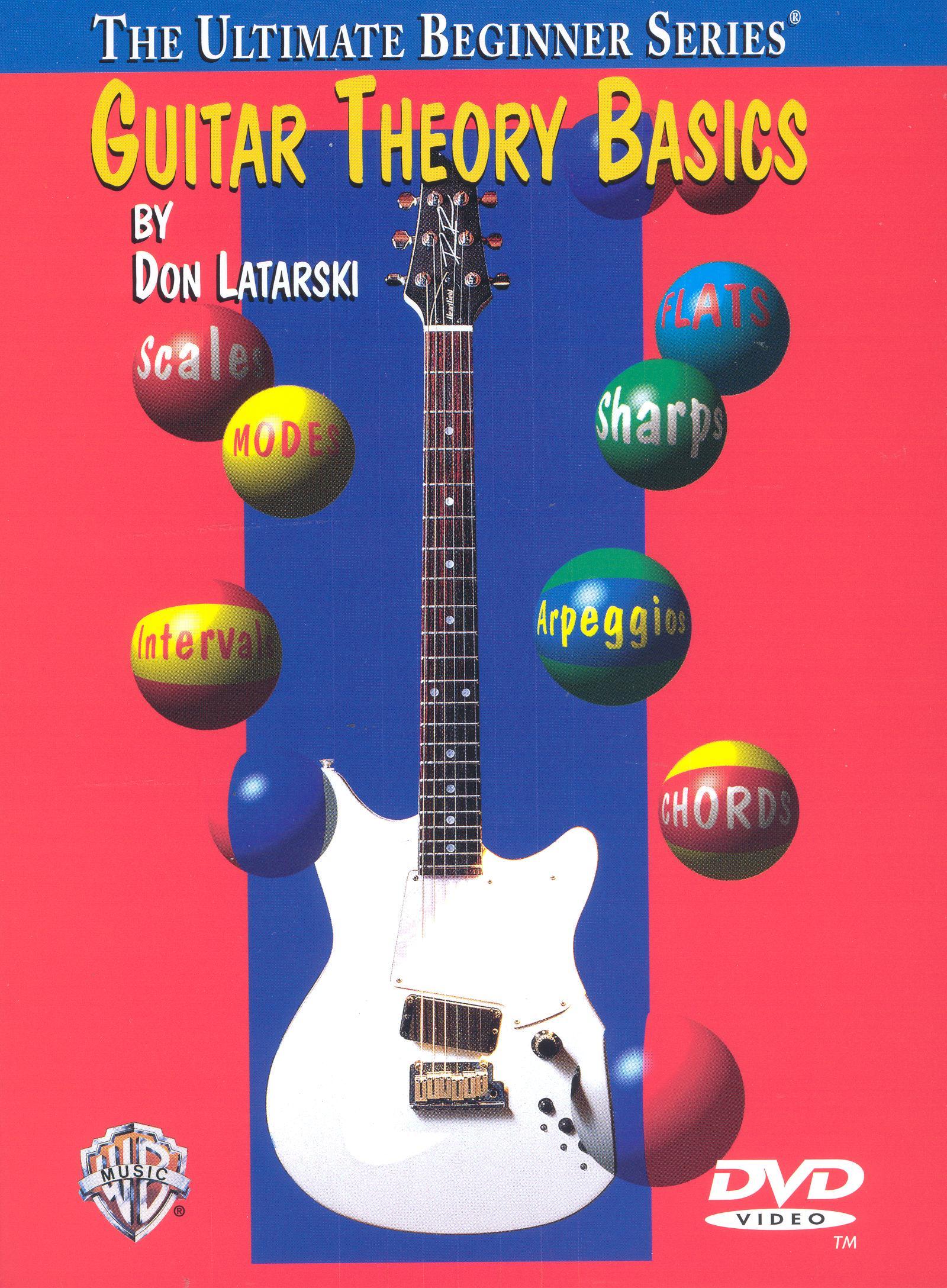 Ultimate Beginner: Basics of Guitar Theory