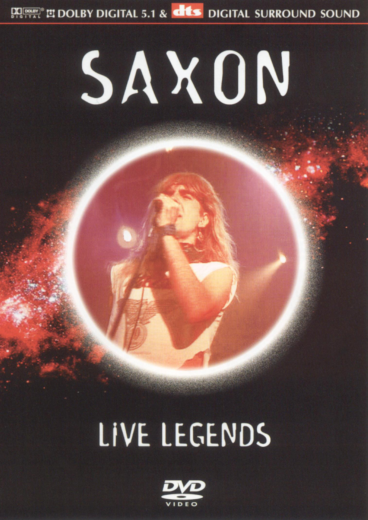 Saxon: Live Legends