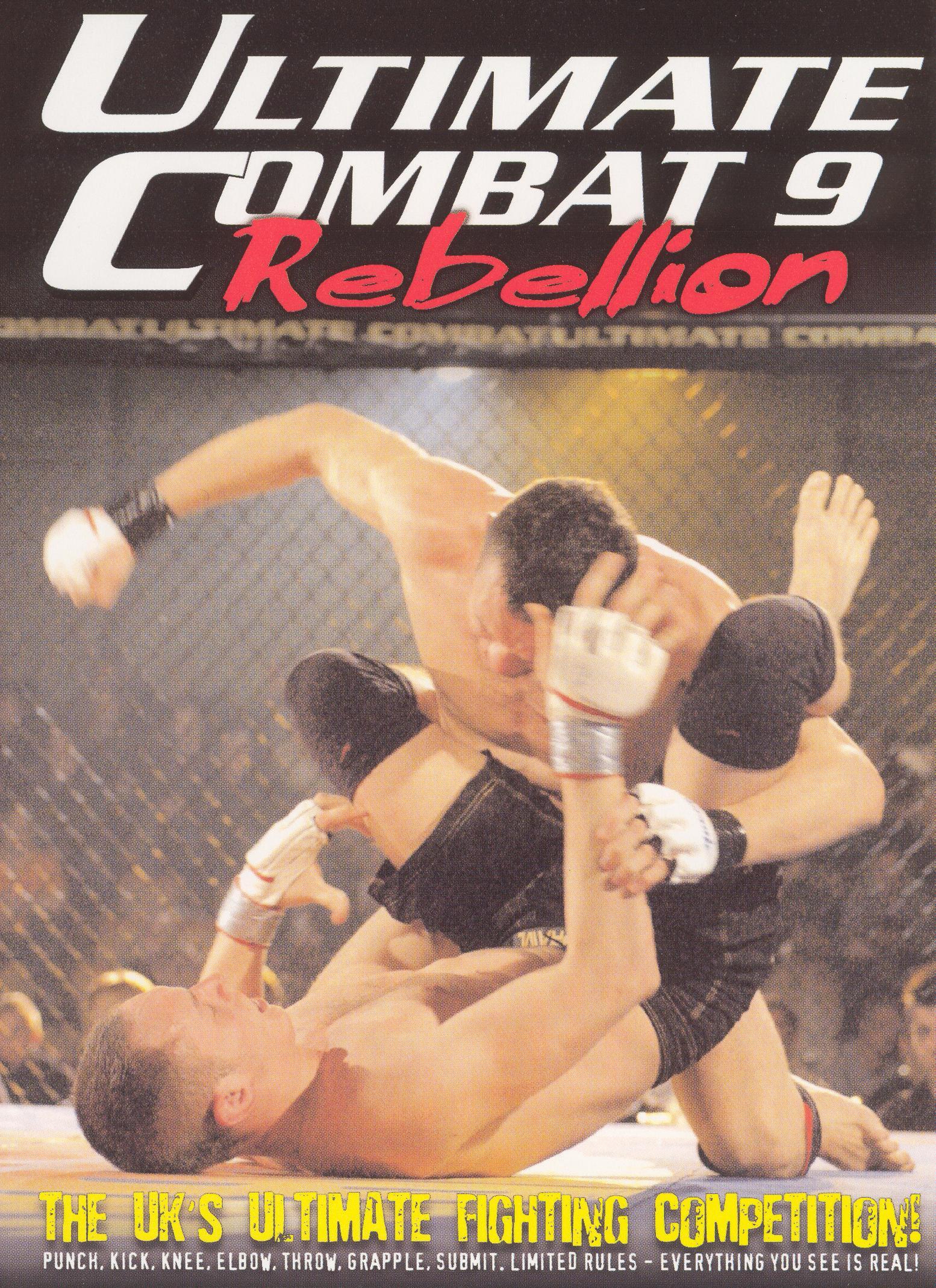 Ultimate Combat 9: Rebellion